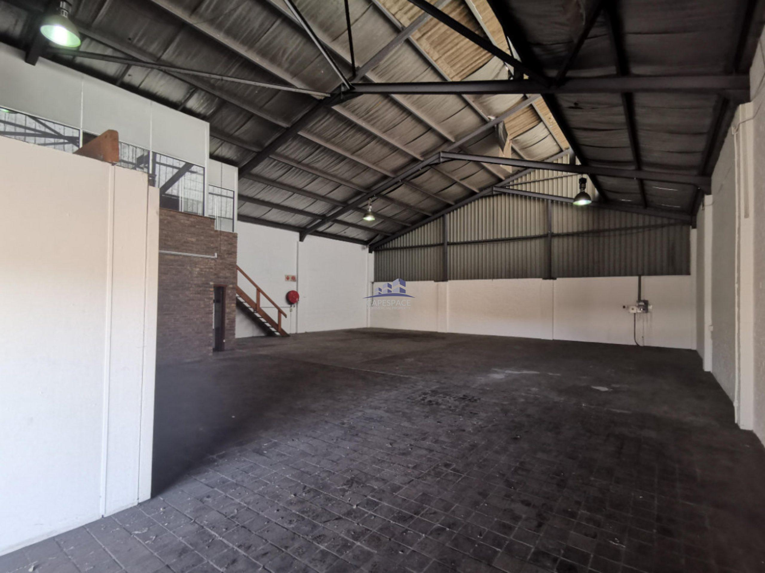 340 m² Warehouse to Rent Denval I Industrial Park Epping