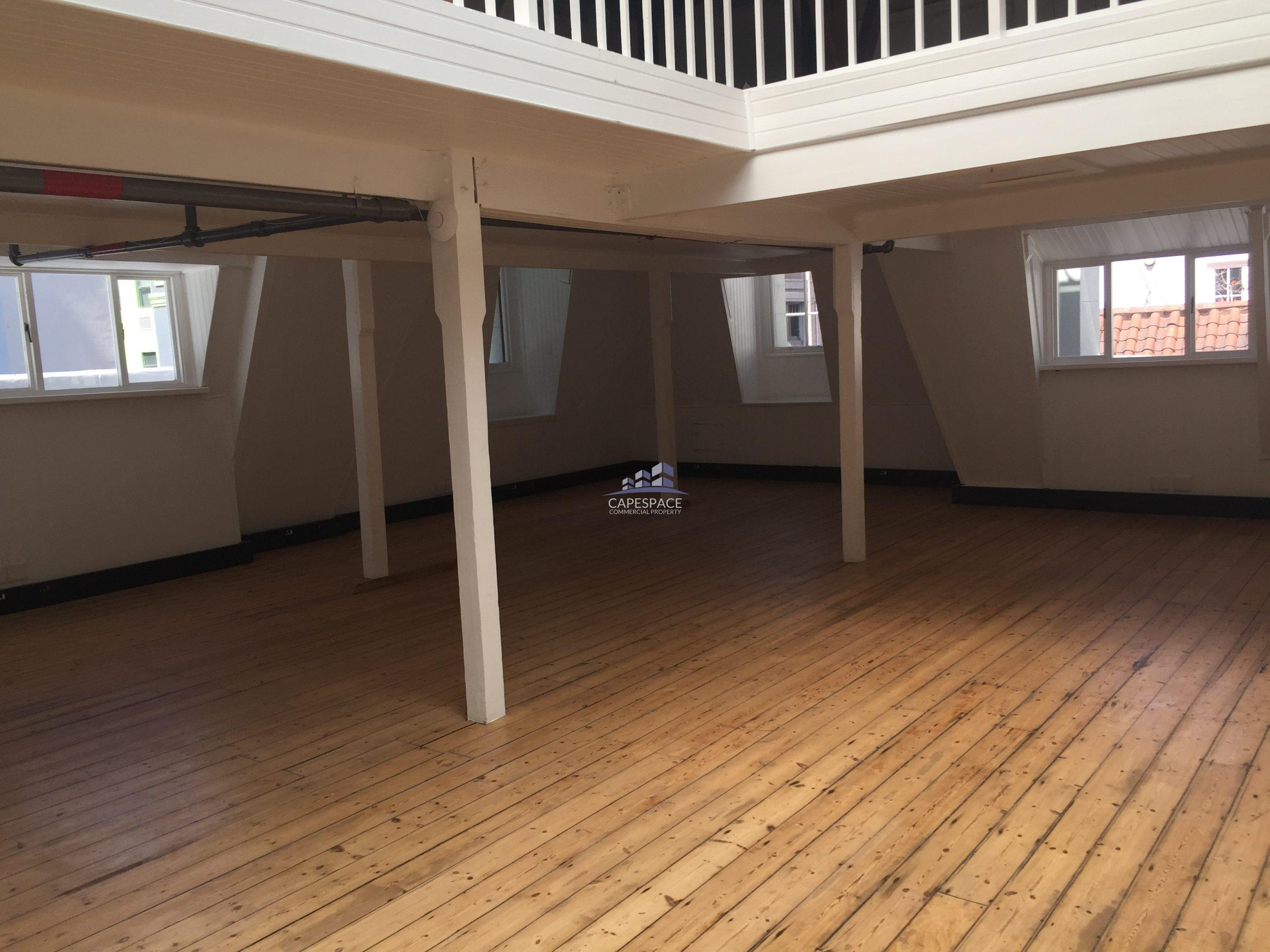 440 m² Office Space to Rent Cape Town CBD 38 Hout Street