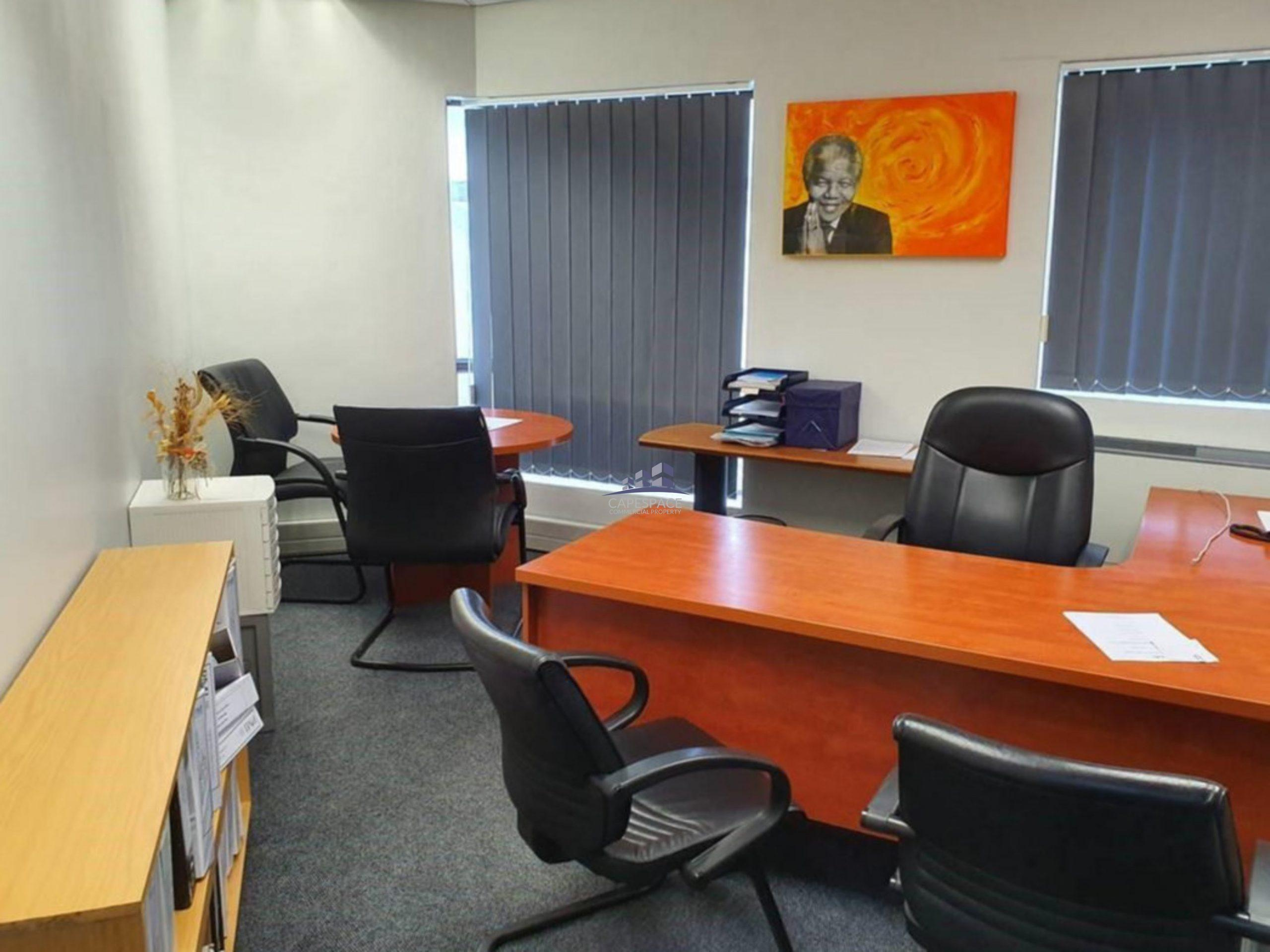 3,187 m² Office Space to Rent Tijger Park 1 I Tygervalley