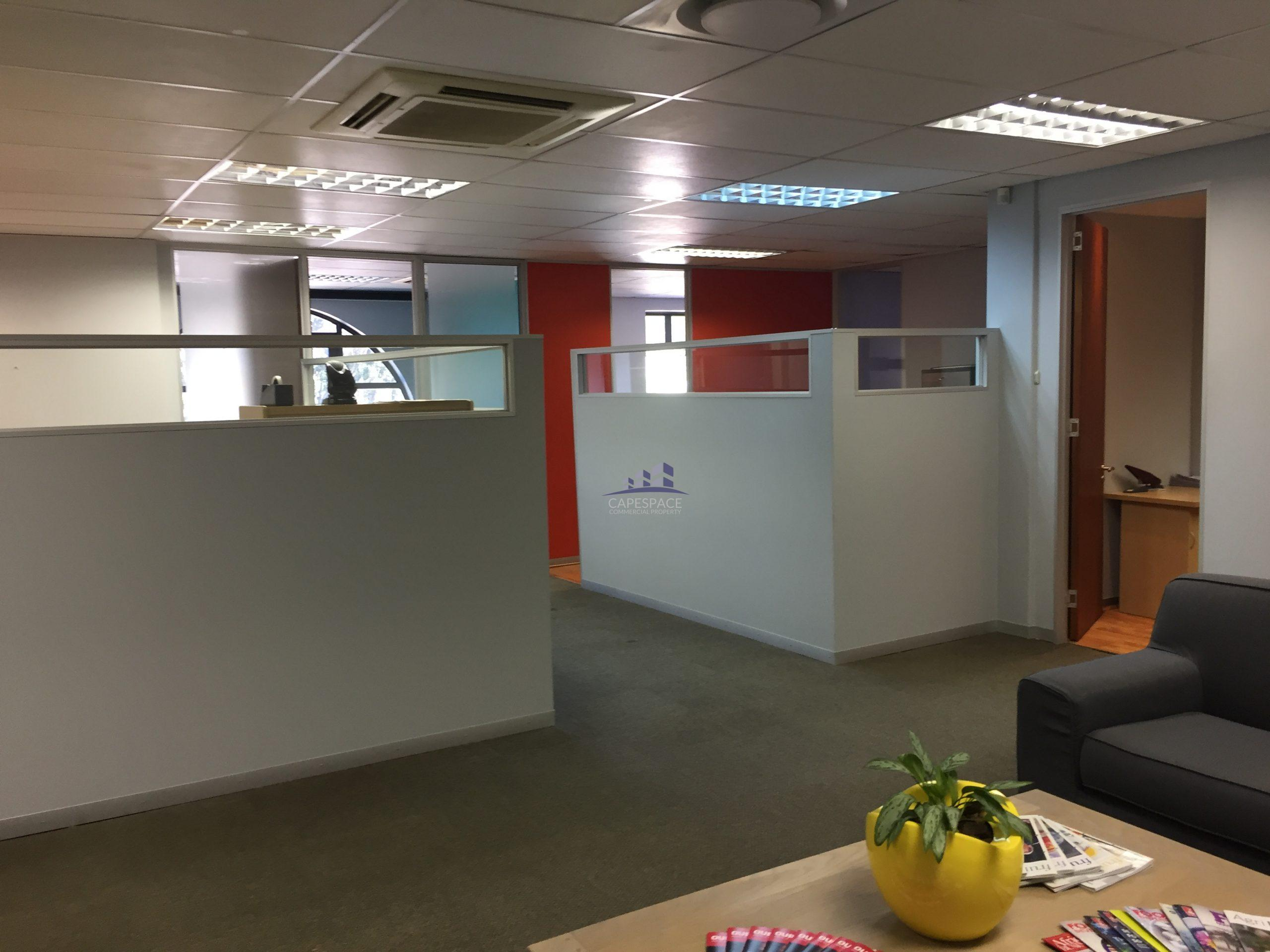 407 m² Office Space to Rent Waterside Place Tygervalley