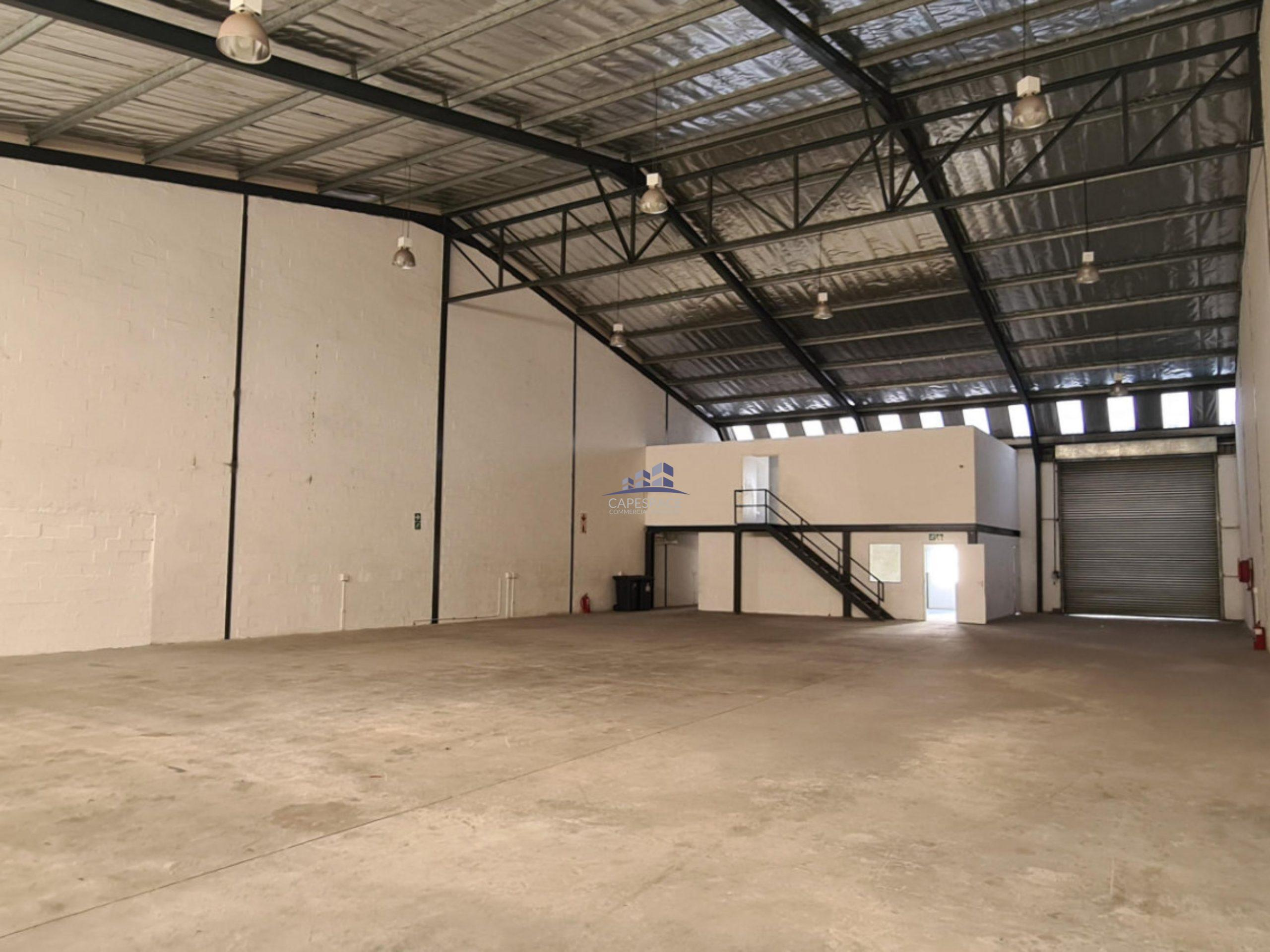 490 m² Warehouse to Rent Esvian Park Epping Industria