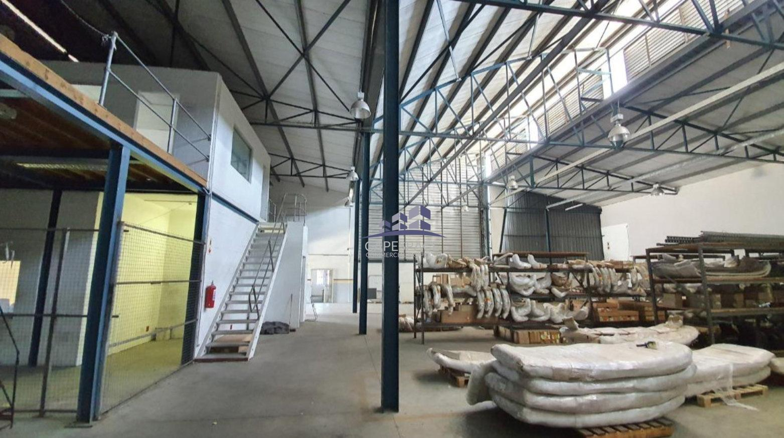 1,719 m² Warehouse to Rent  Heideveld Development Thornton