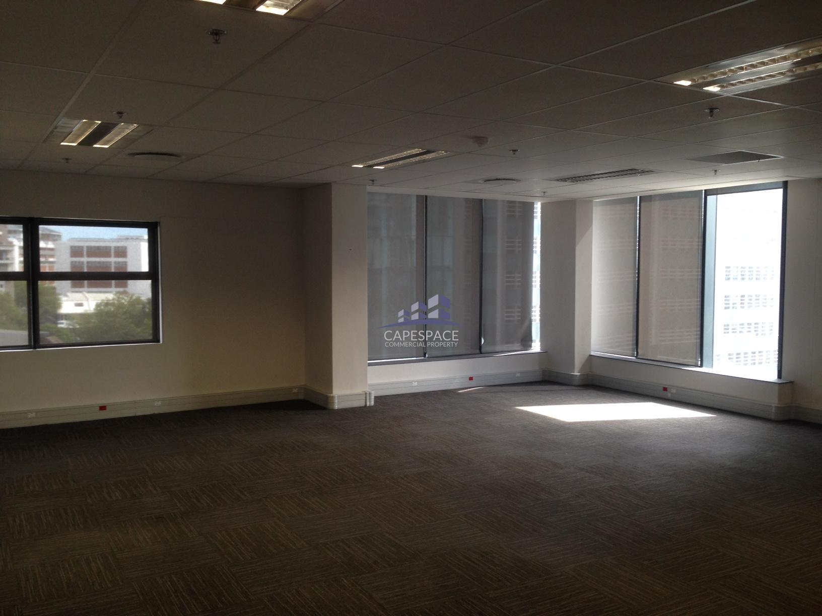 160 m² Office Space to Rent Cape Town CBD Touchstone House