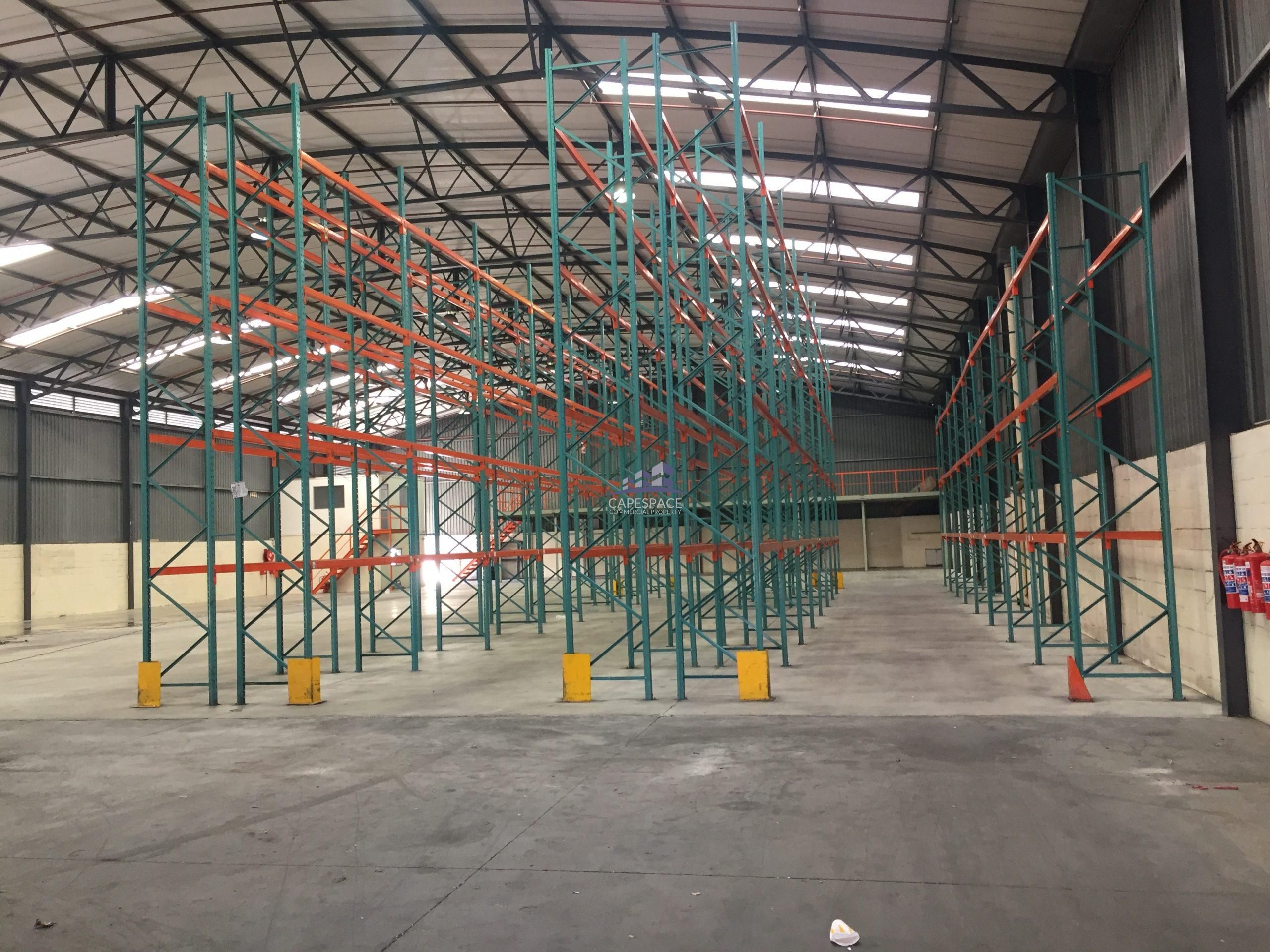 3,200 m² Warehouse to Rent 11 Kunene Circle Montague Gardens