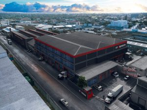 743 m² Warehouse to Rent Parow Industria Jagger Works