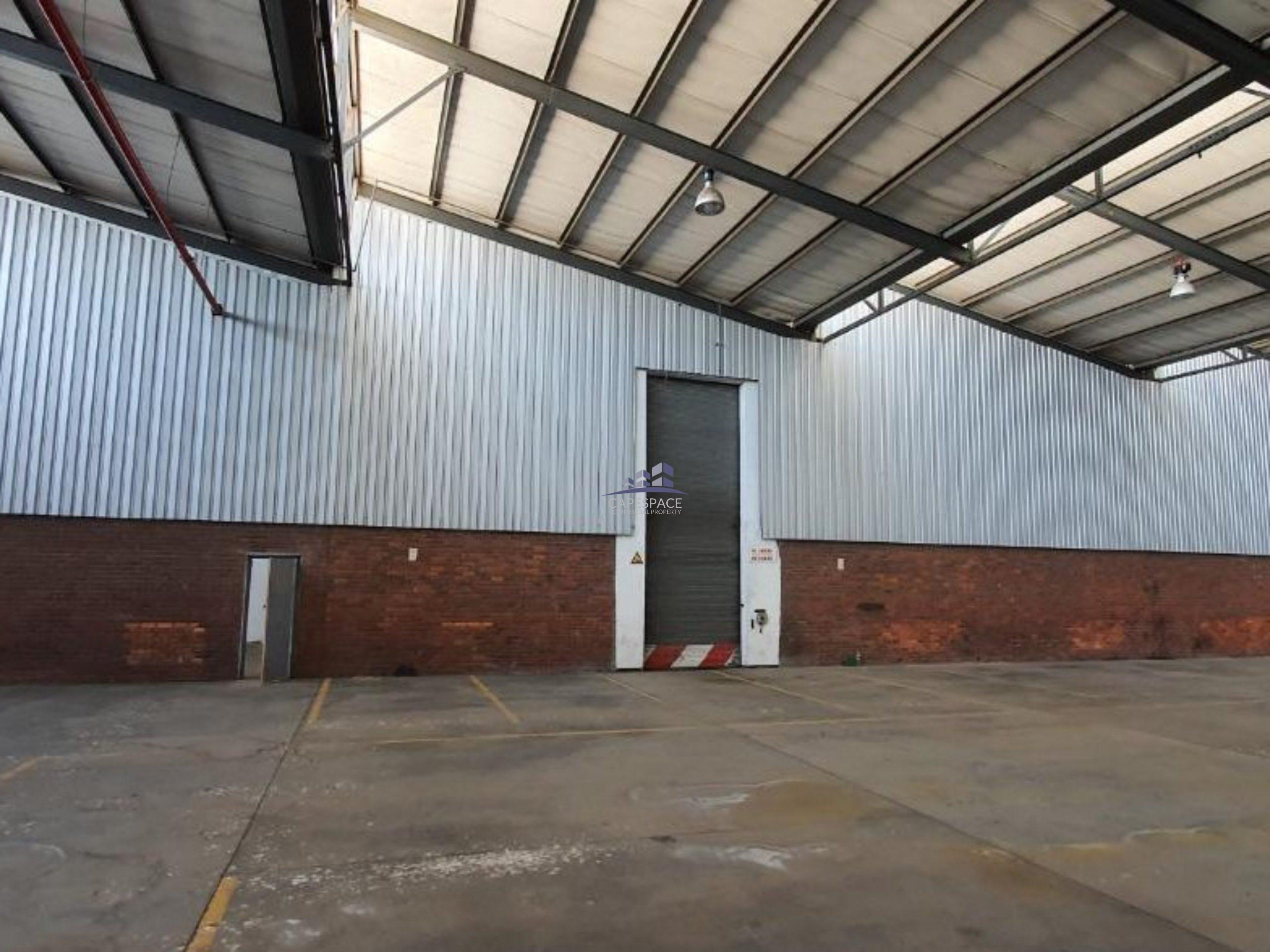 850 m² Warehouse to Rent 31 Nourse Avenue Epping Industria