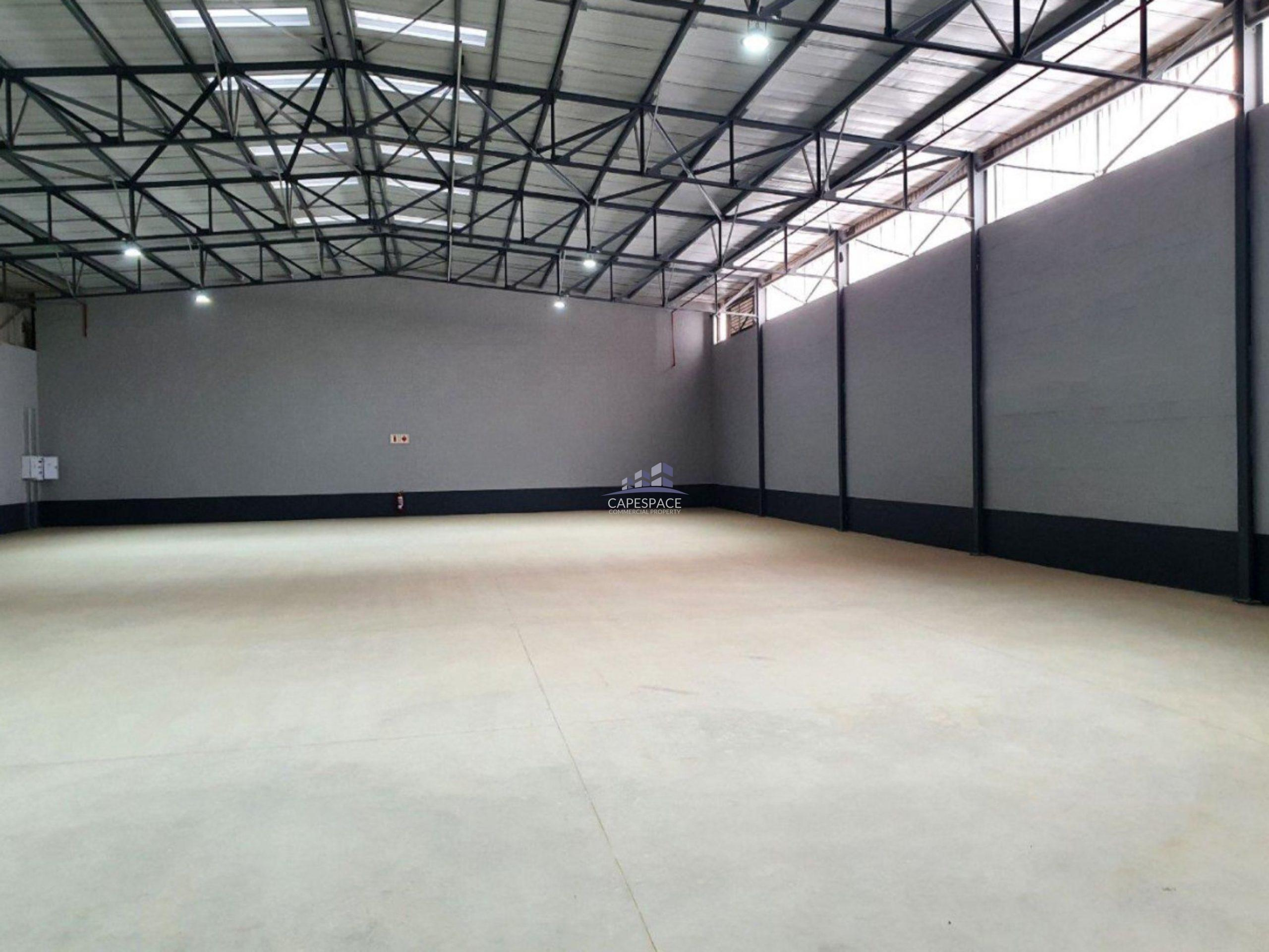 2,219m² Warehouse Space to Rent Atlas Gardens Atlantic Hills