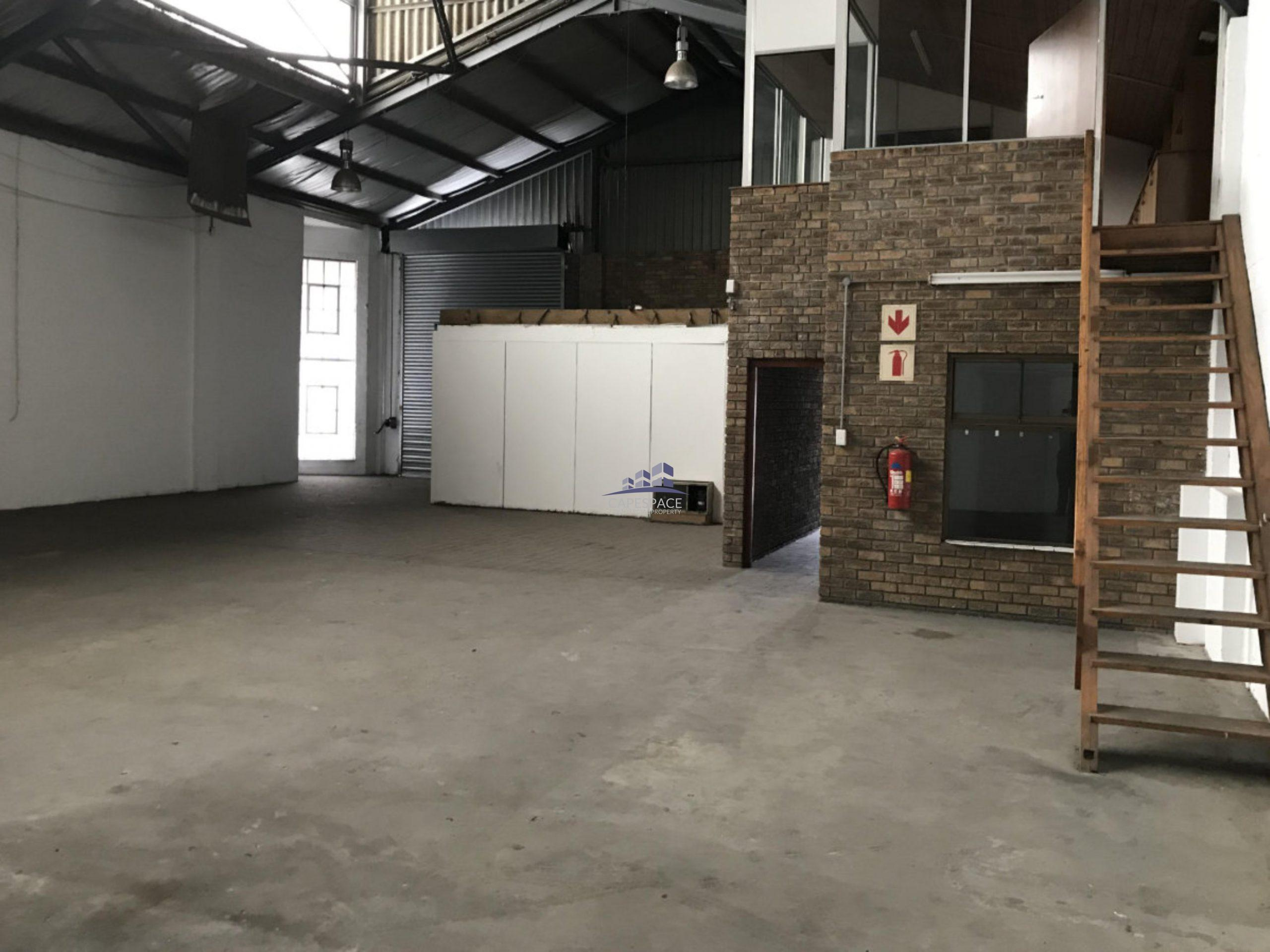390 m² Warehouse to Rent Epping I Denval Industrial Park
