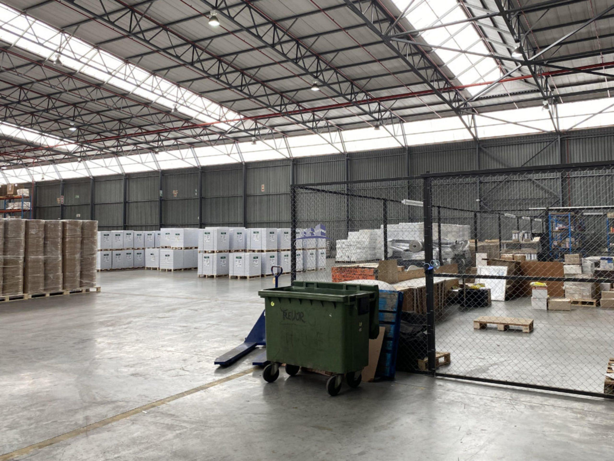 5,000 m² Warehouse to Rent Parow Industria Goldfield Logistics