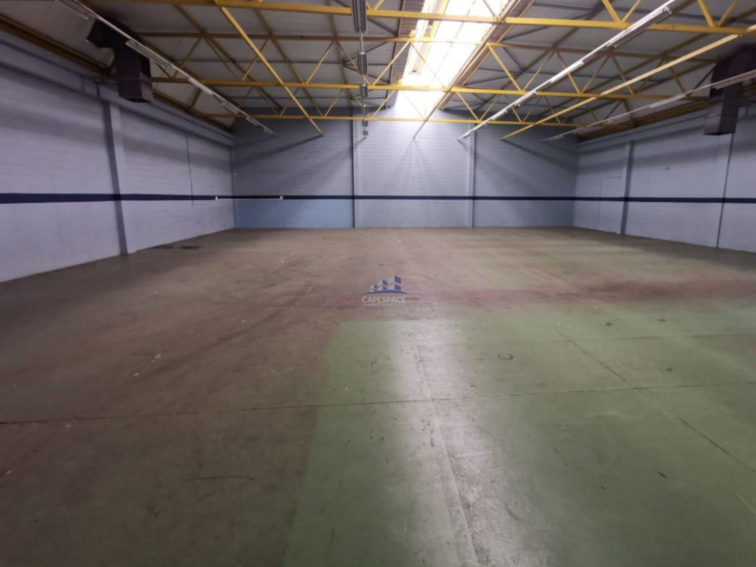 584 m² Warehouse to Rent Maitland Industrial Park