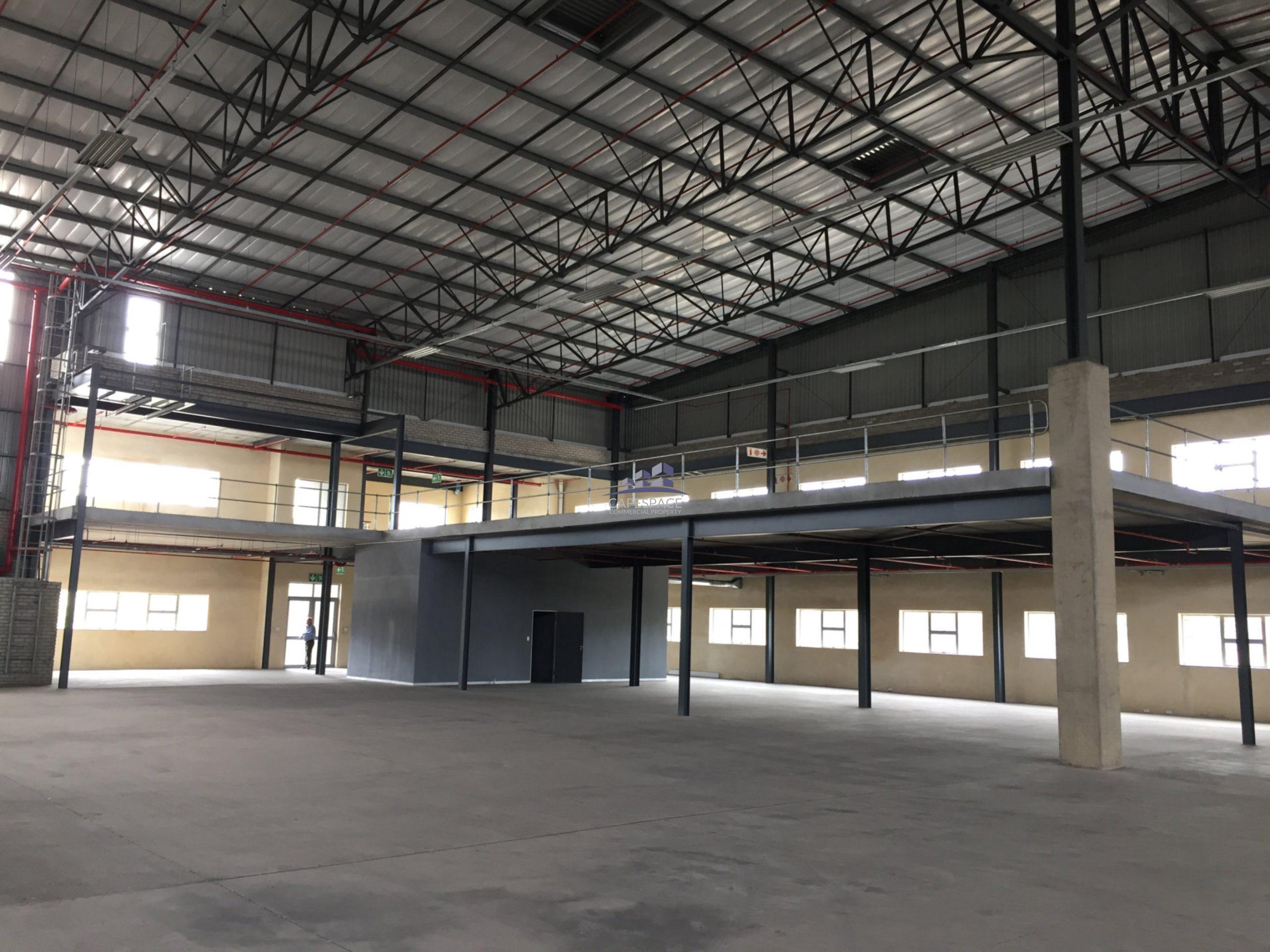 3,237 m² Warehouse to Rent Montague Park I Montague Gardens