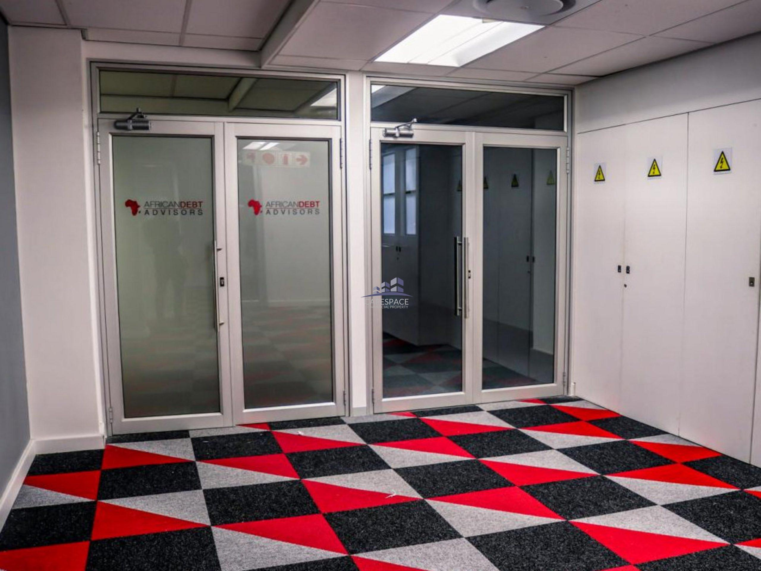 365 m² Office Space to Rent Cape Town CBD I Newspaper House