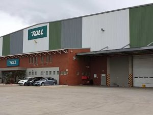 17,768 m² Warehouse to Rent Noursepack 2 Epping