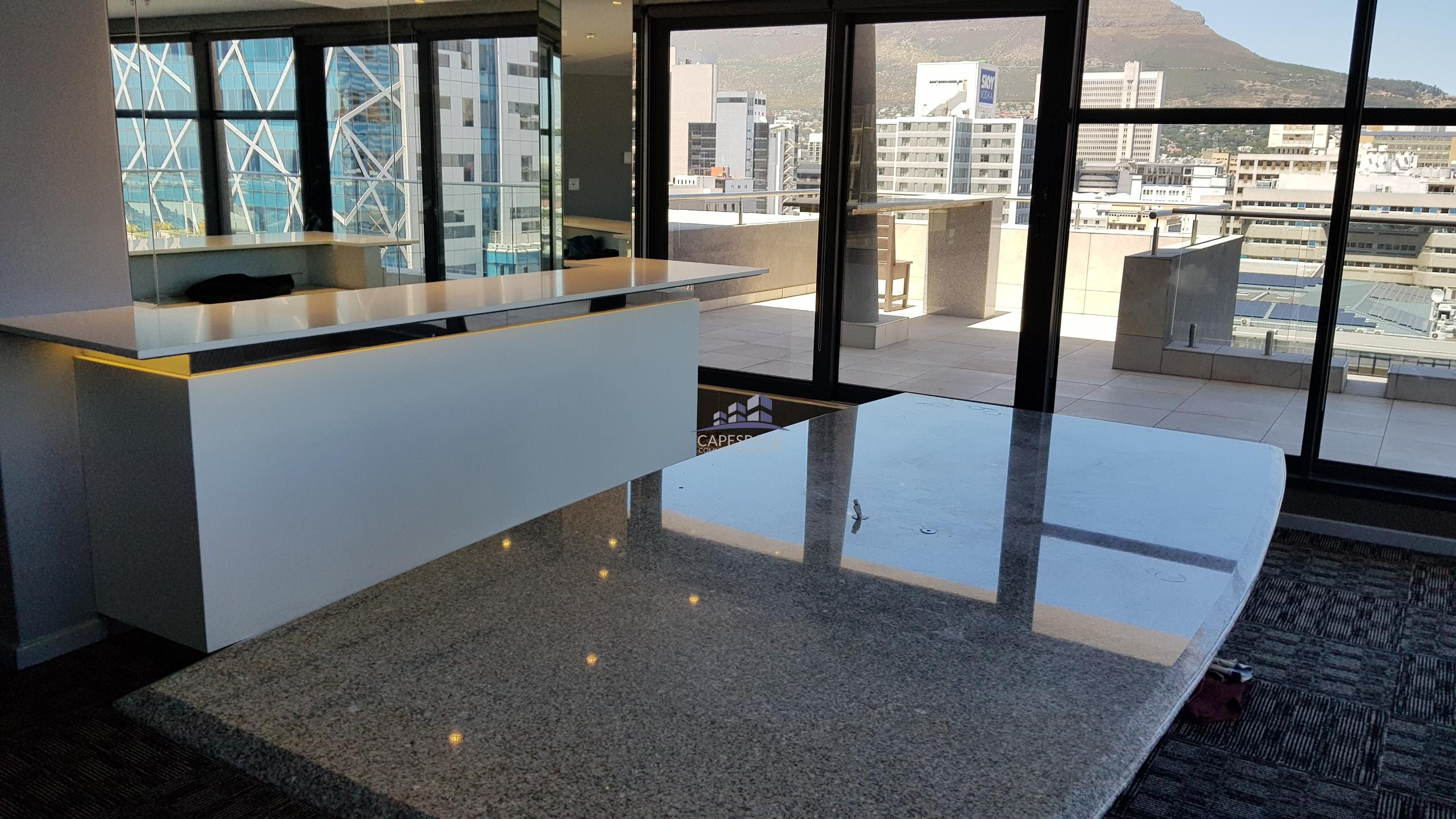933 m² Office Space to Rent Cape Town CBD Touchstone House