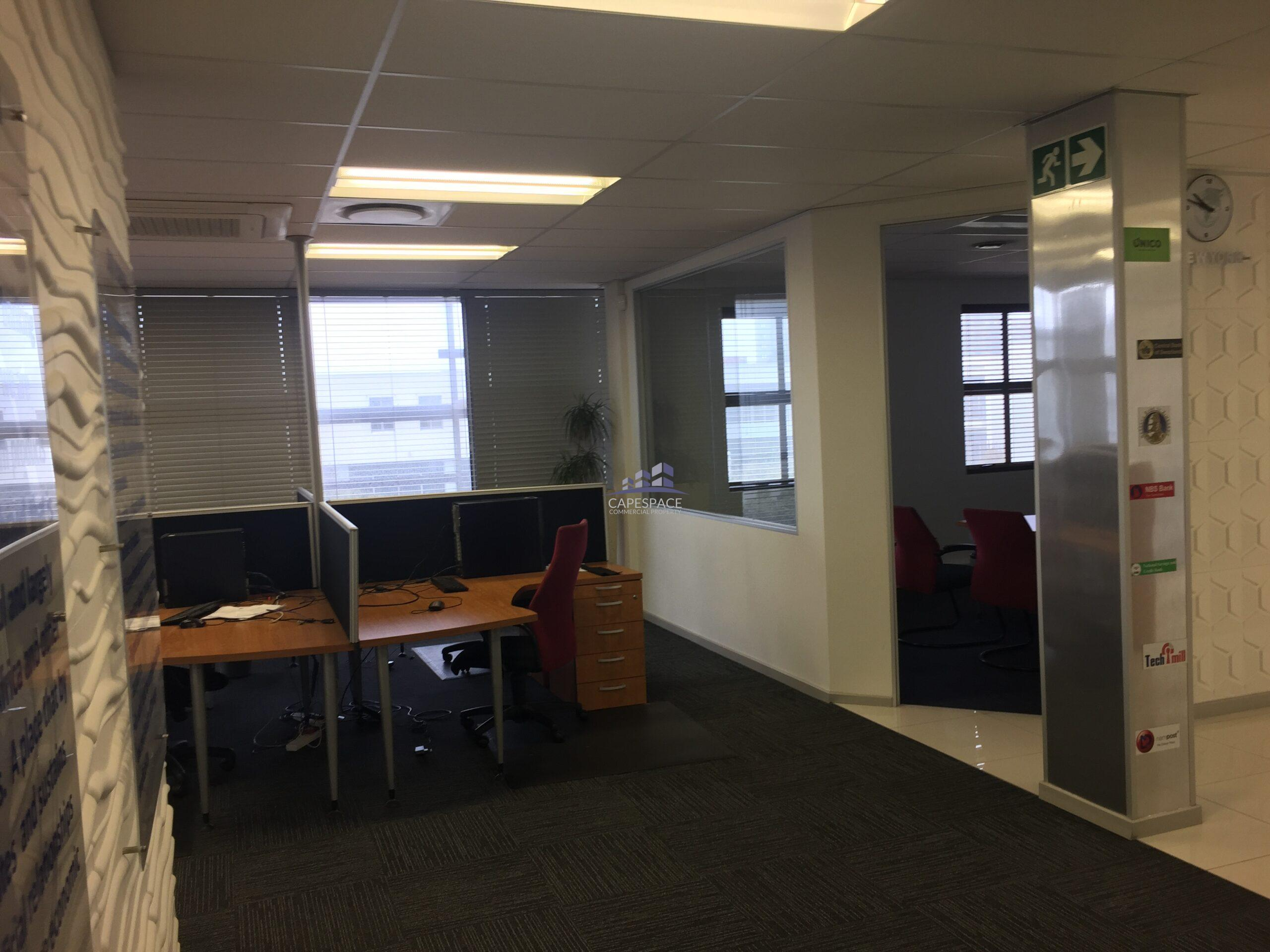 297 m² Office Space to Rent South Atlantic House Century City