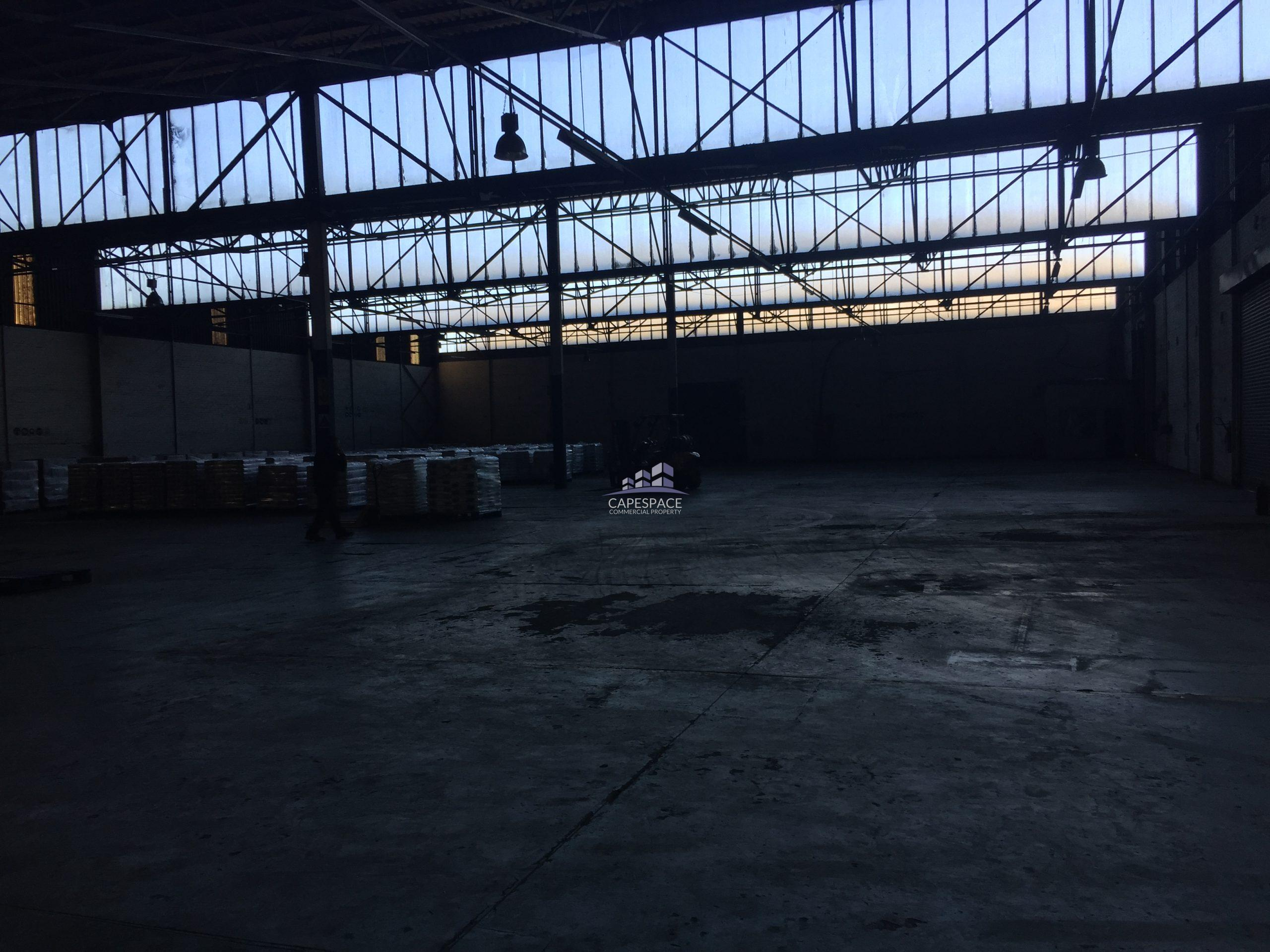 3,000 m² Warehouse to Rent Parow Industria Textile Park