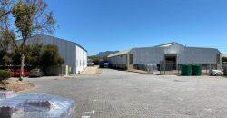 2,641 m² Warehouse to Rent Central Park Elsies River