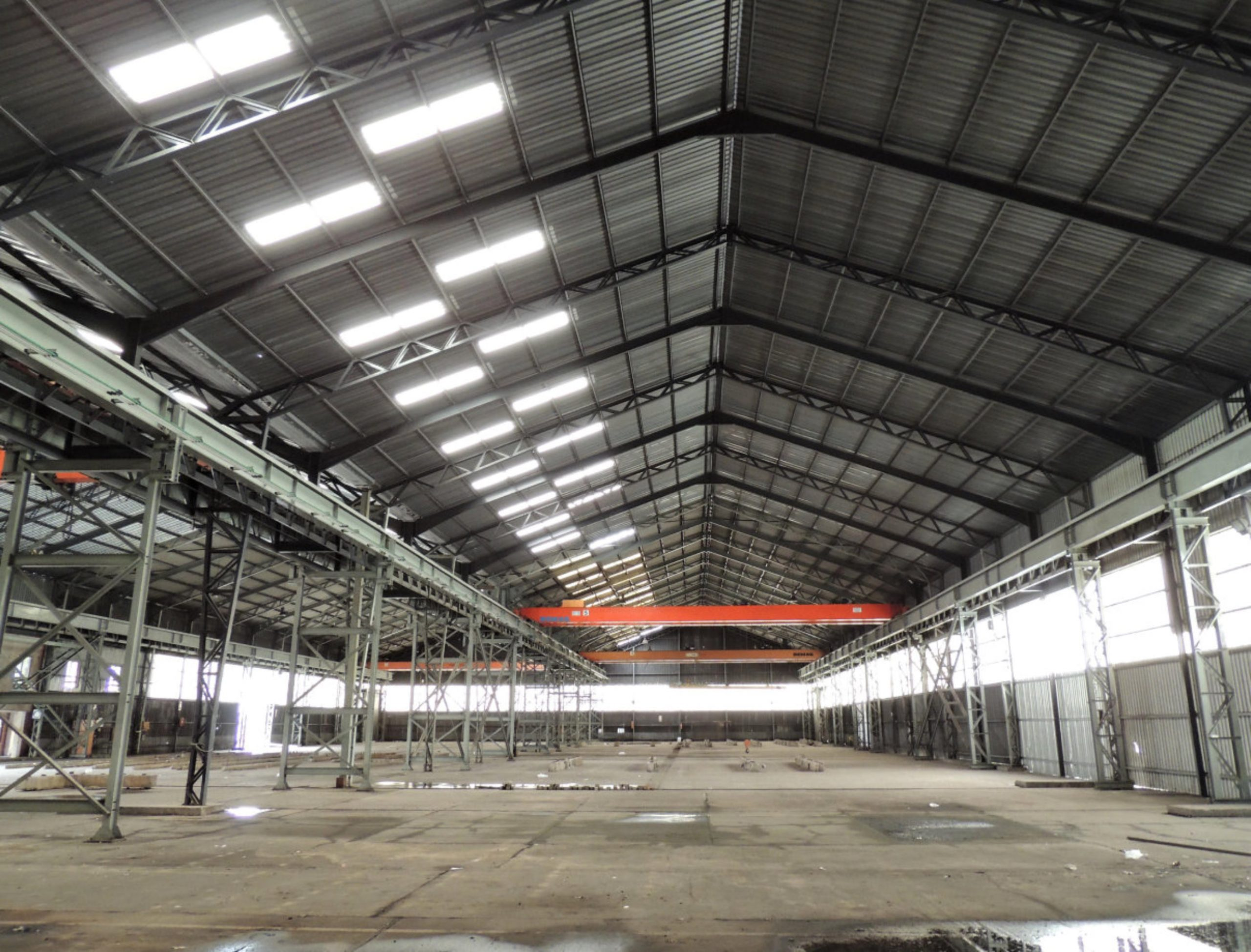 5,200 m² Warehouse to Rent 10 Goodenough Avenue Epping
