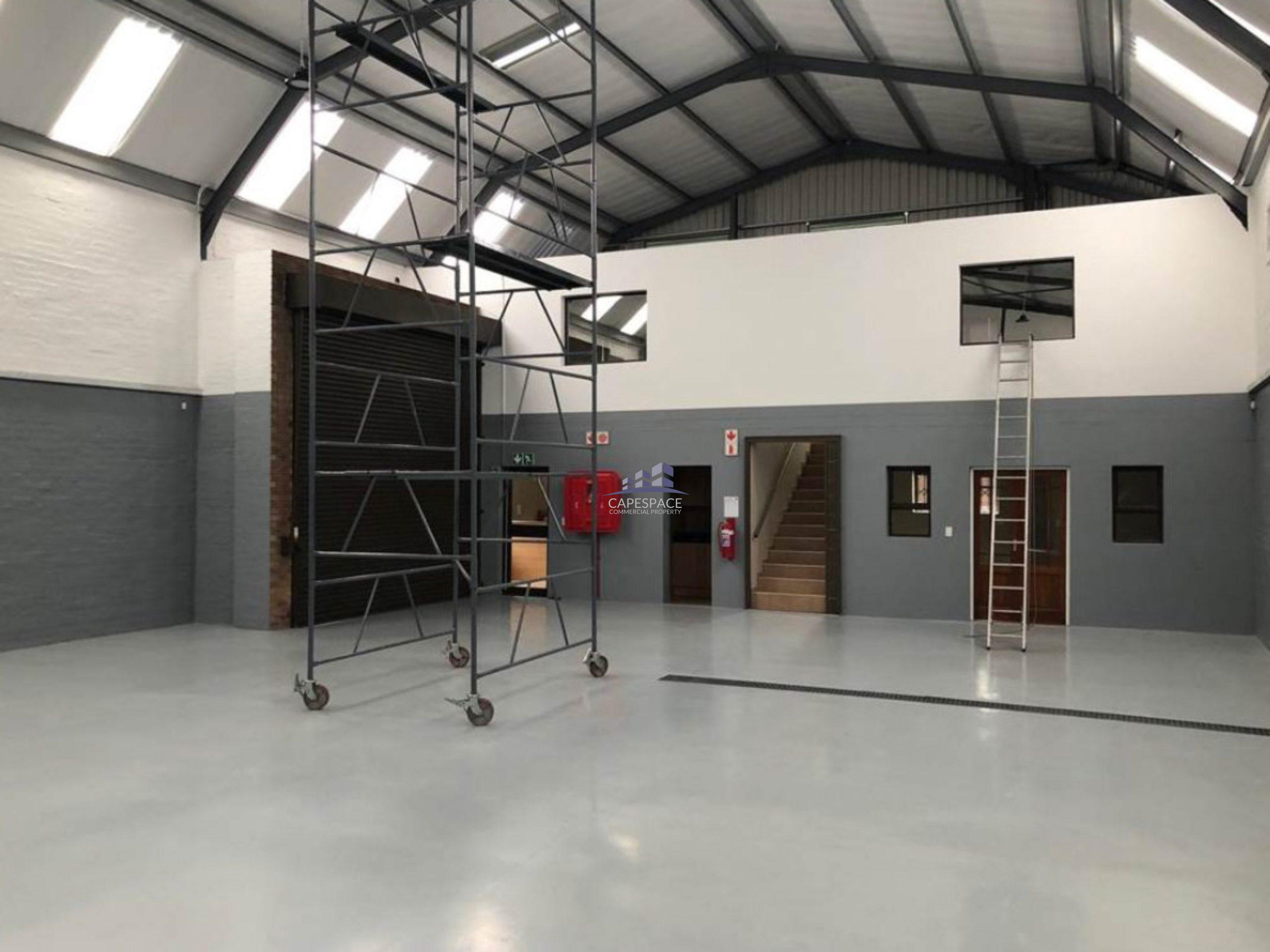440 m² Warehouse Space to Rent 25 Palmiet Street Stikland
