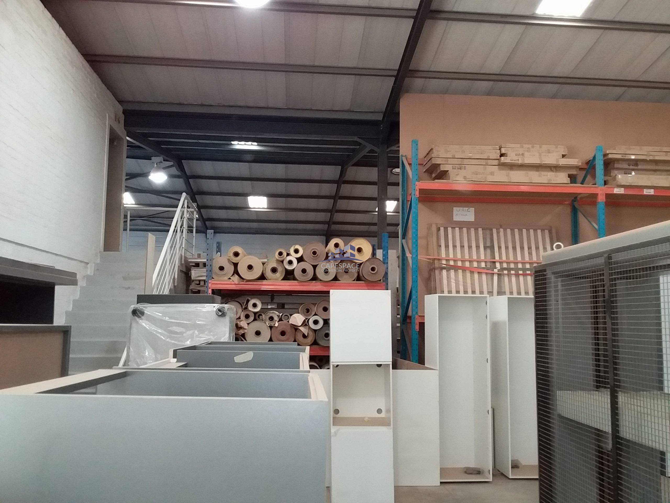 1,428 m² Warehouse to Rent 7 Cecil Morgan Street Stikland