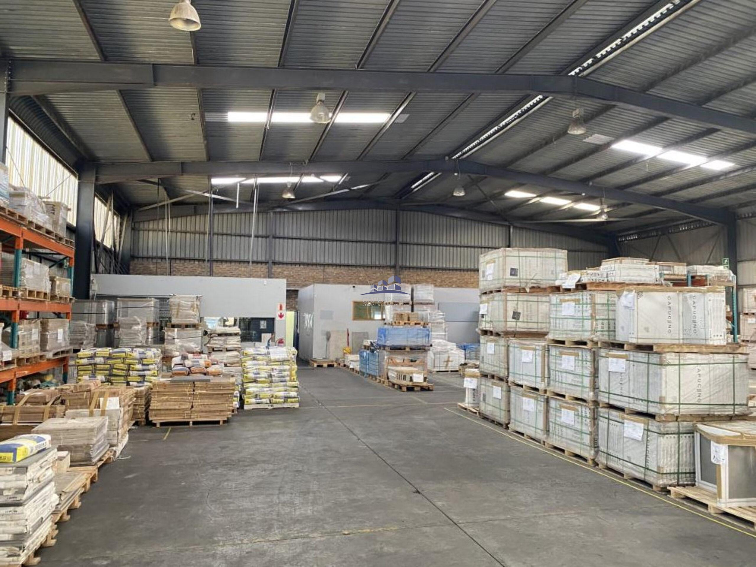 1,273 m² Warehouse to Rent Airport Industria Alkin Park