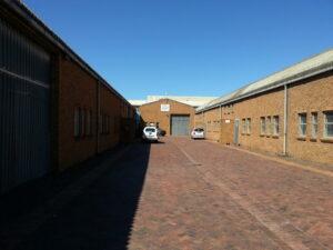 316 m² Warehouse to Rent Montague Gardens Macias Industrial Park