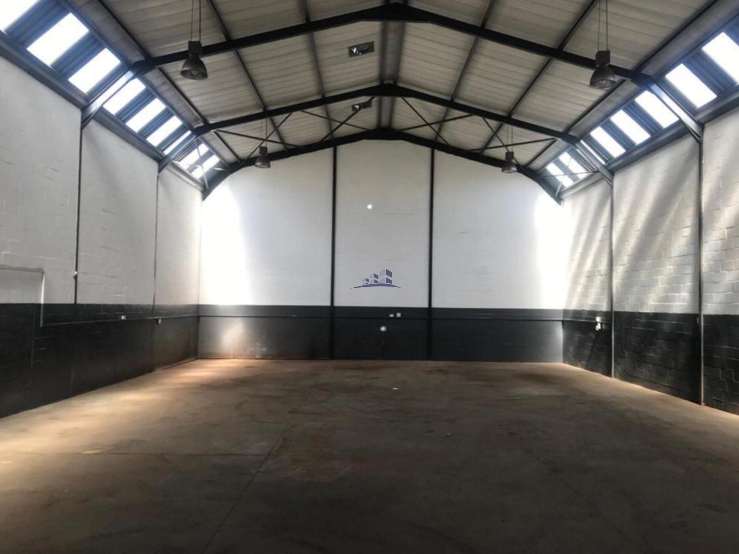 375 m² Warehouse to Rent 10 Dwyka Street Stikland Industria