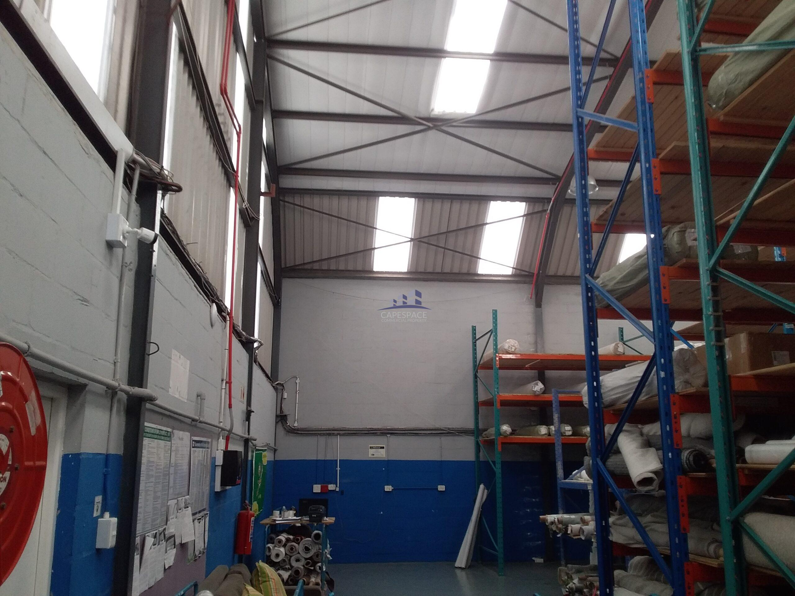 1,222 m² Warehouse to Rent 88 Willow Street Stikland