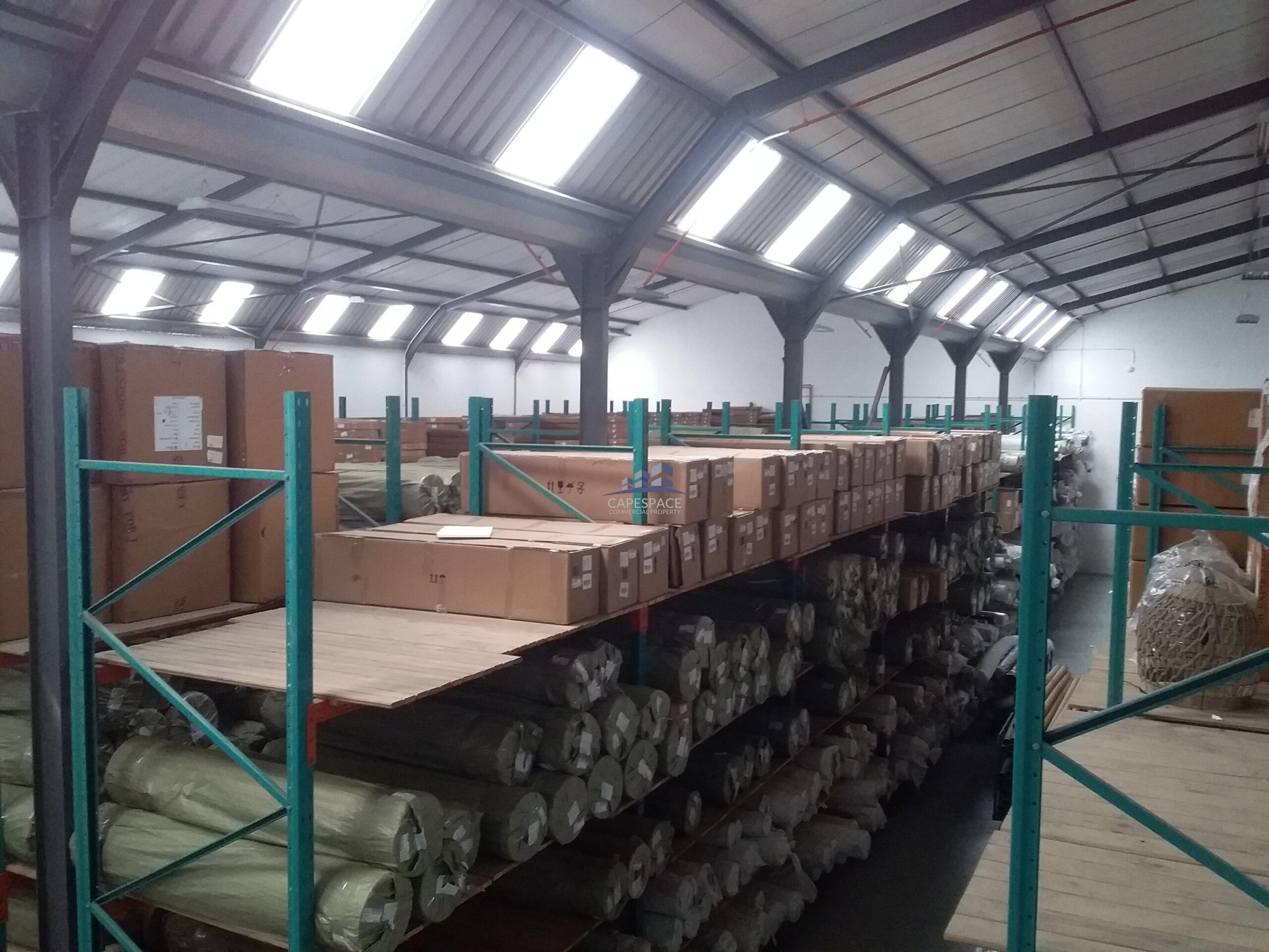 1,423 m² Warehouse to Rent 12 Kaymor Street Stikland