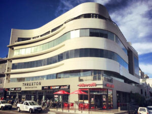 323 m² Office Space to Rent Tygervalley Bloemhof Building