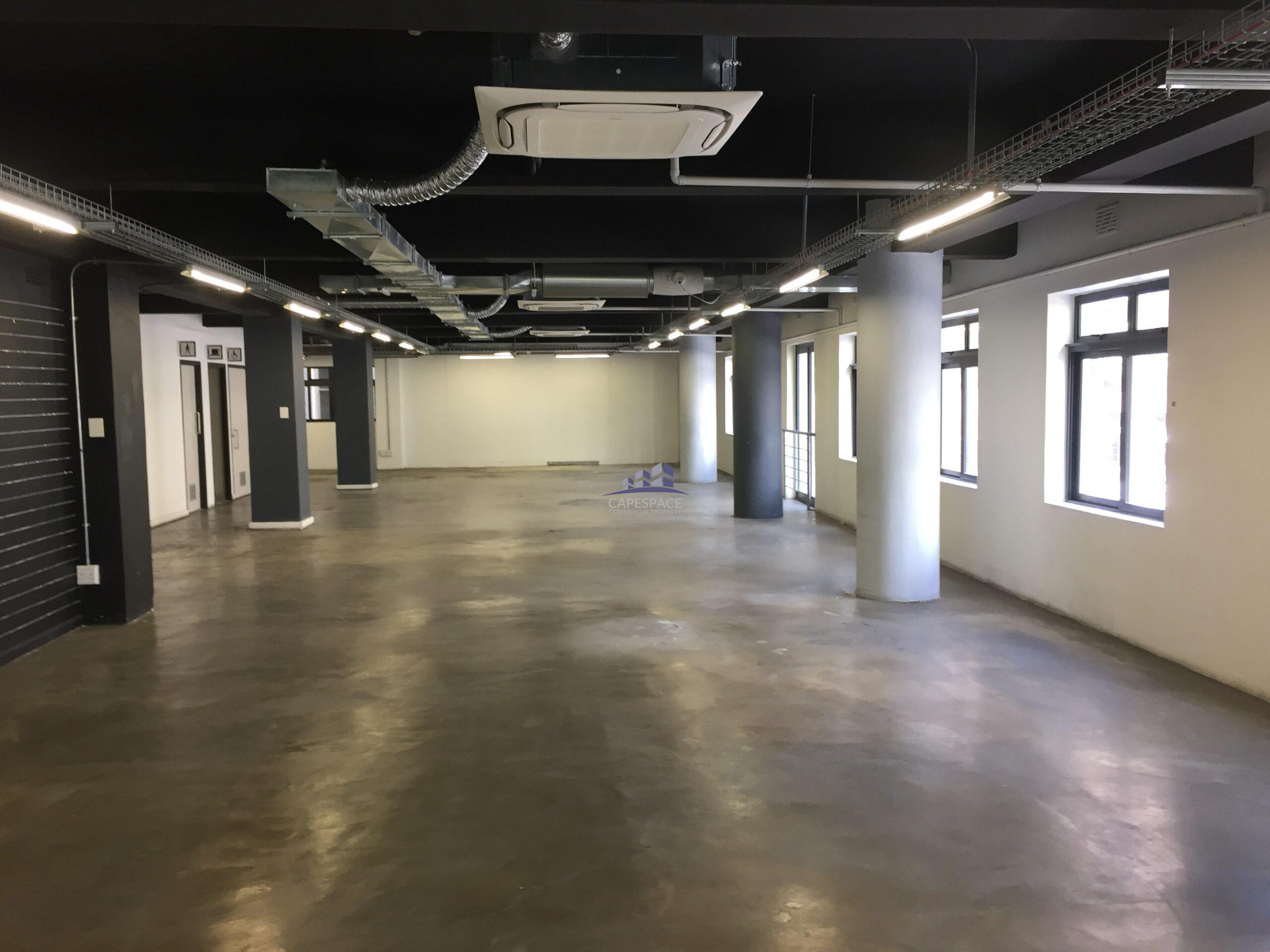350 m² Office Space to Rent Cape Town CBD I 30 Waterkant Street