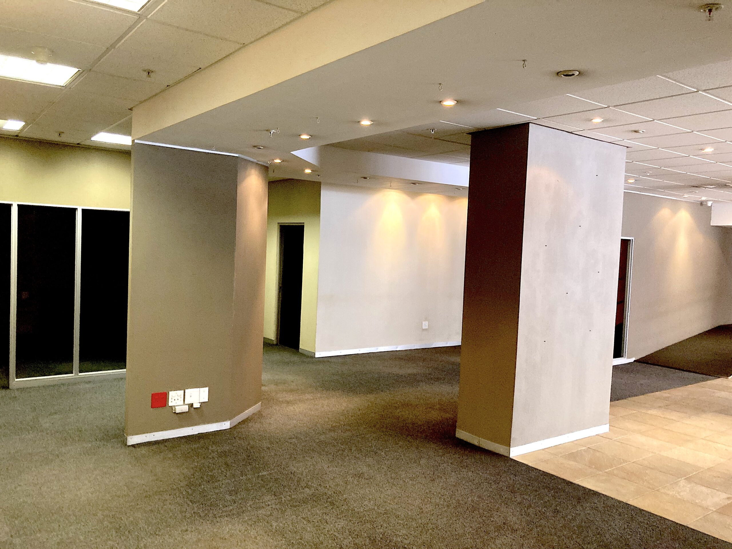 230 m² Commercial Space to Rent Cape Town CBD The Pinnacle Building