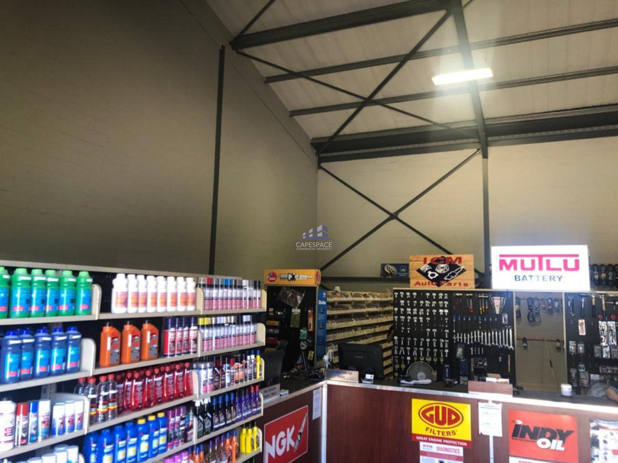449 m² Warehouse to Rent Stikland Willow Park