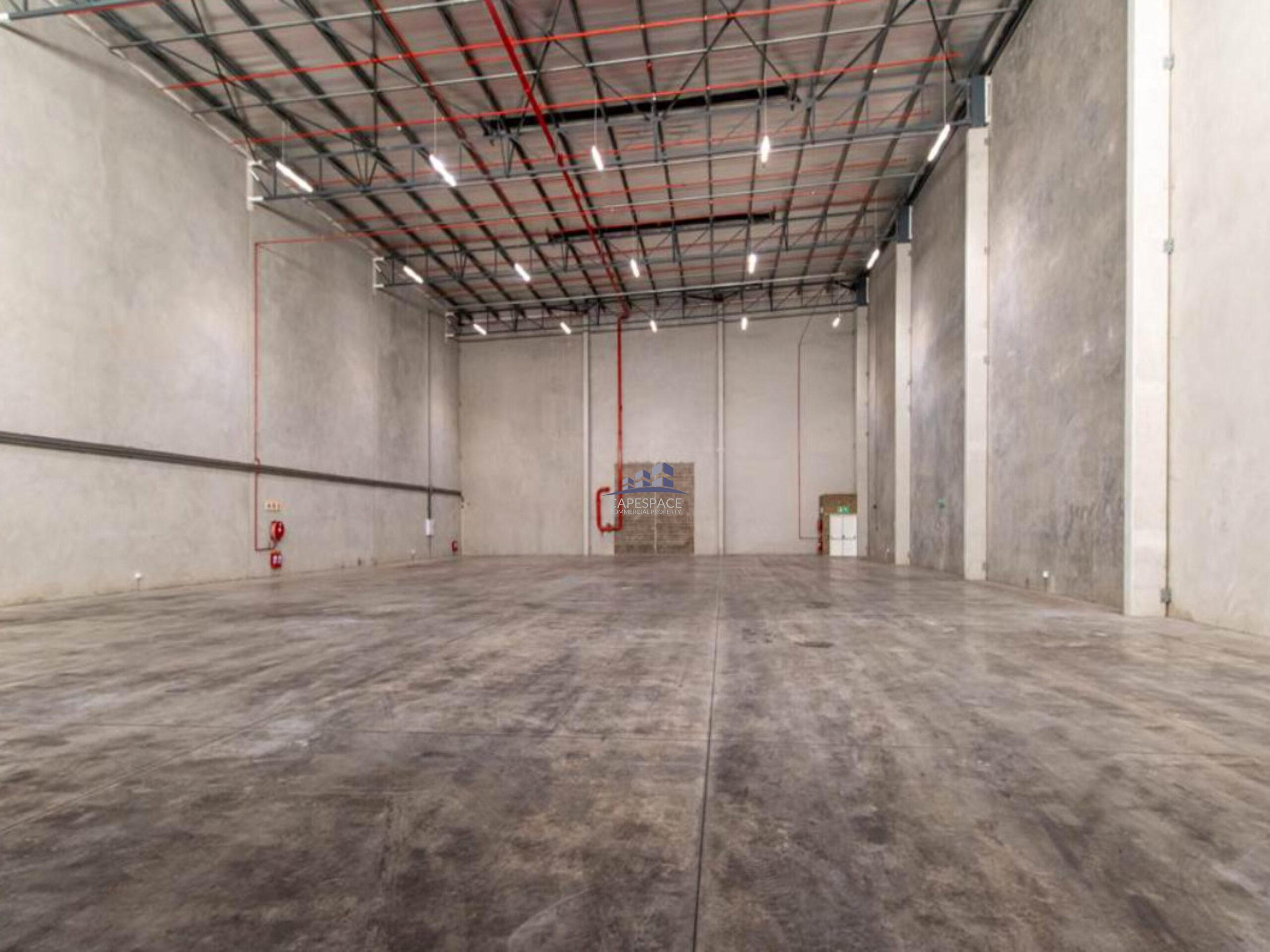 1,436 m² Warehouse to Rent Brackenfell Northpoint Industrial Park
