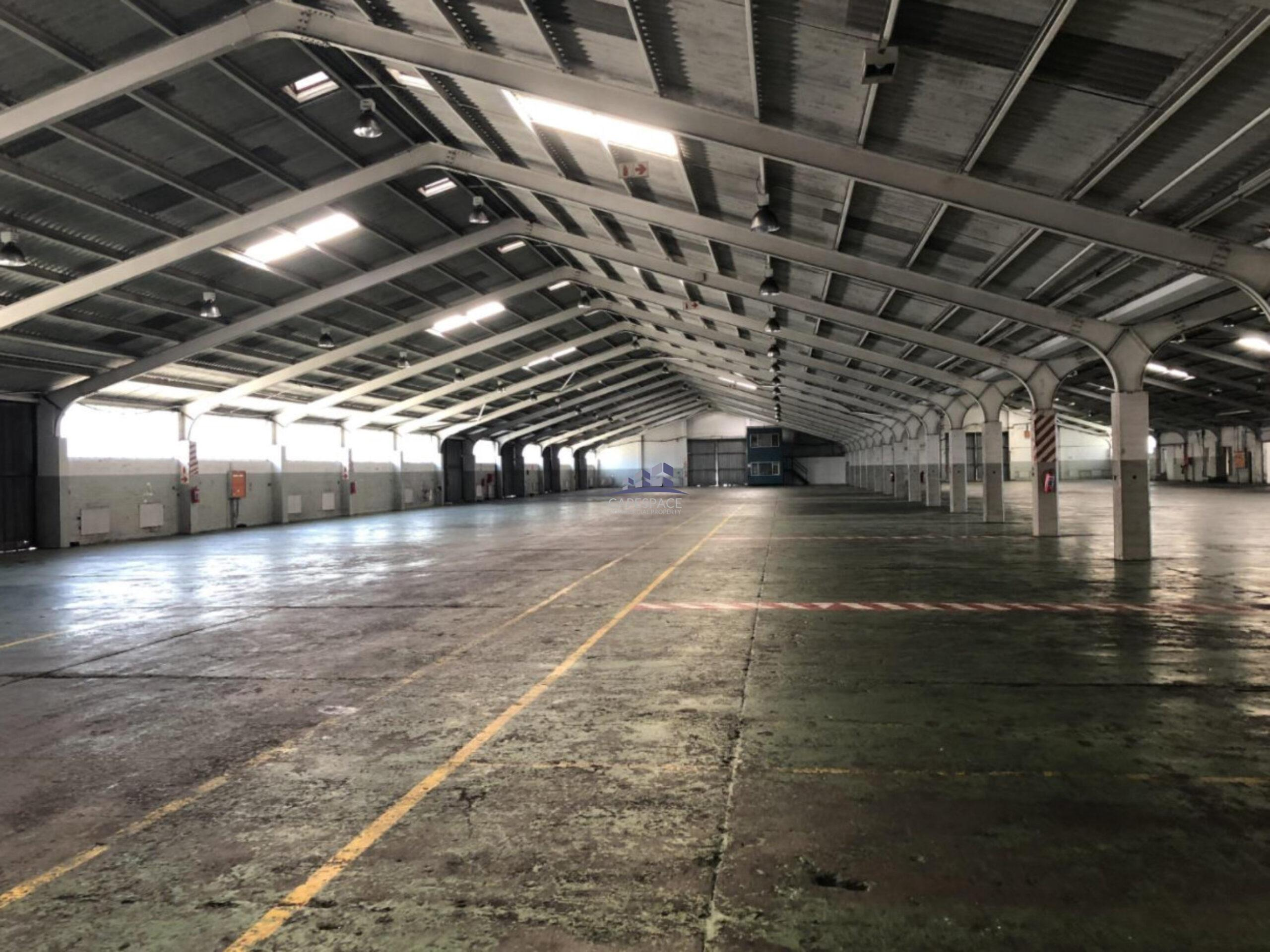 8,951 m² Warehouse to Rent 166 Gunners Circle Epping Industria