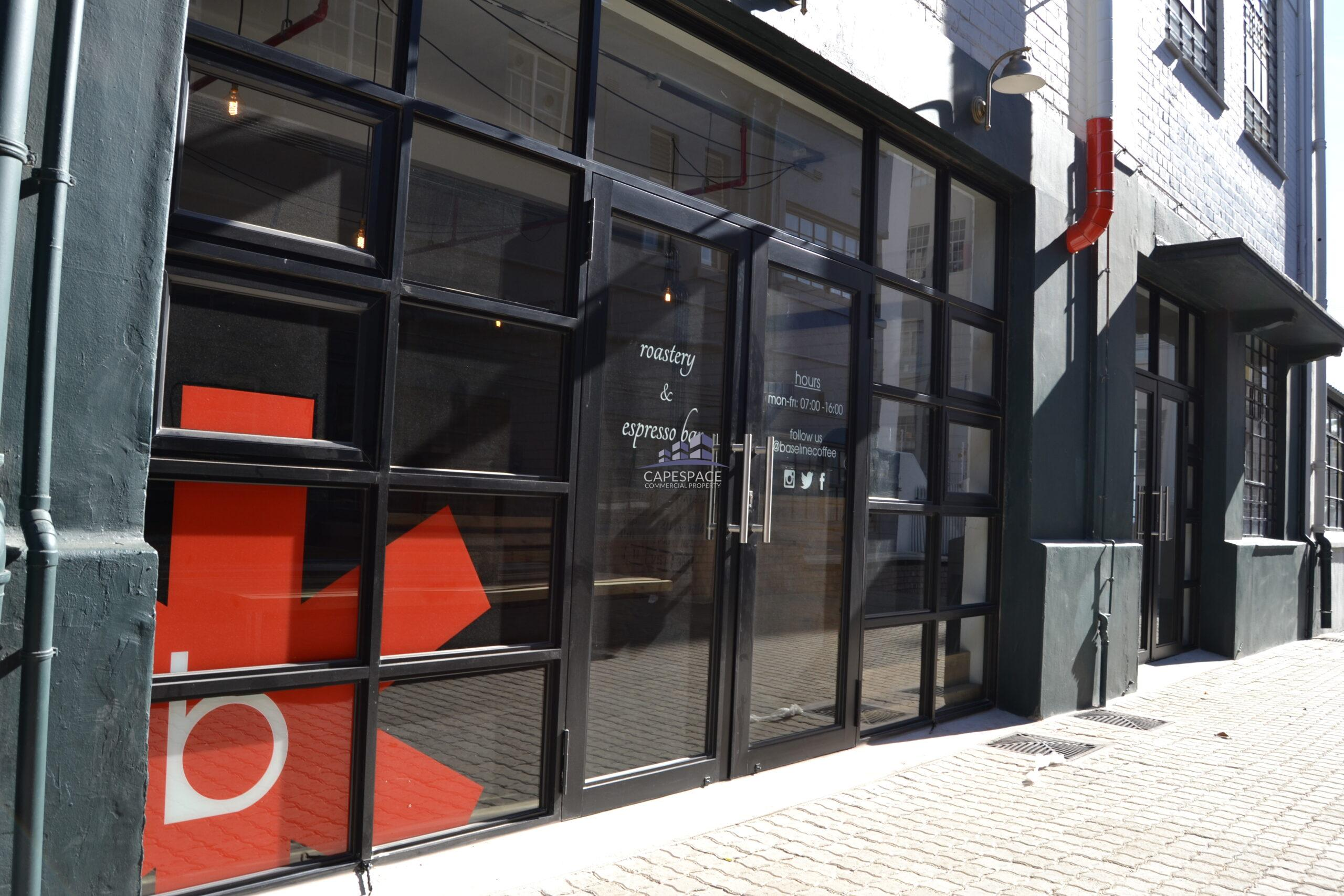 66 m² Retail Space to Rent Woodstock Masons Press