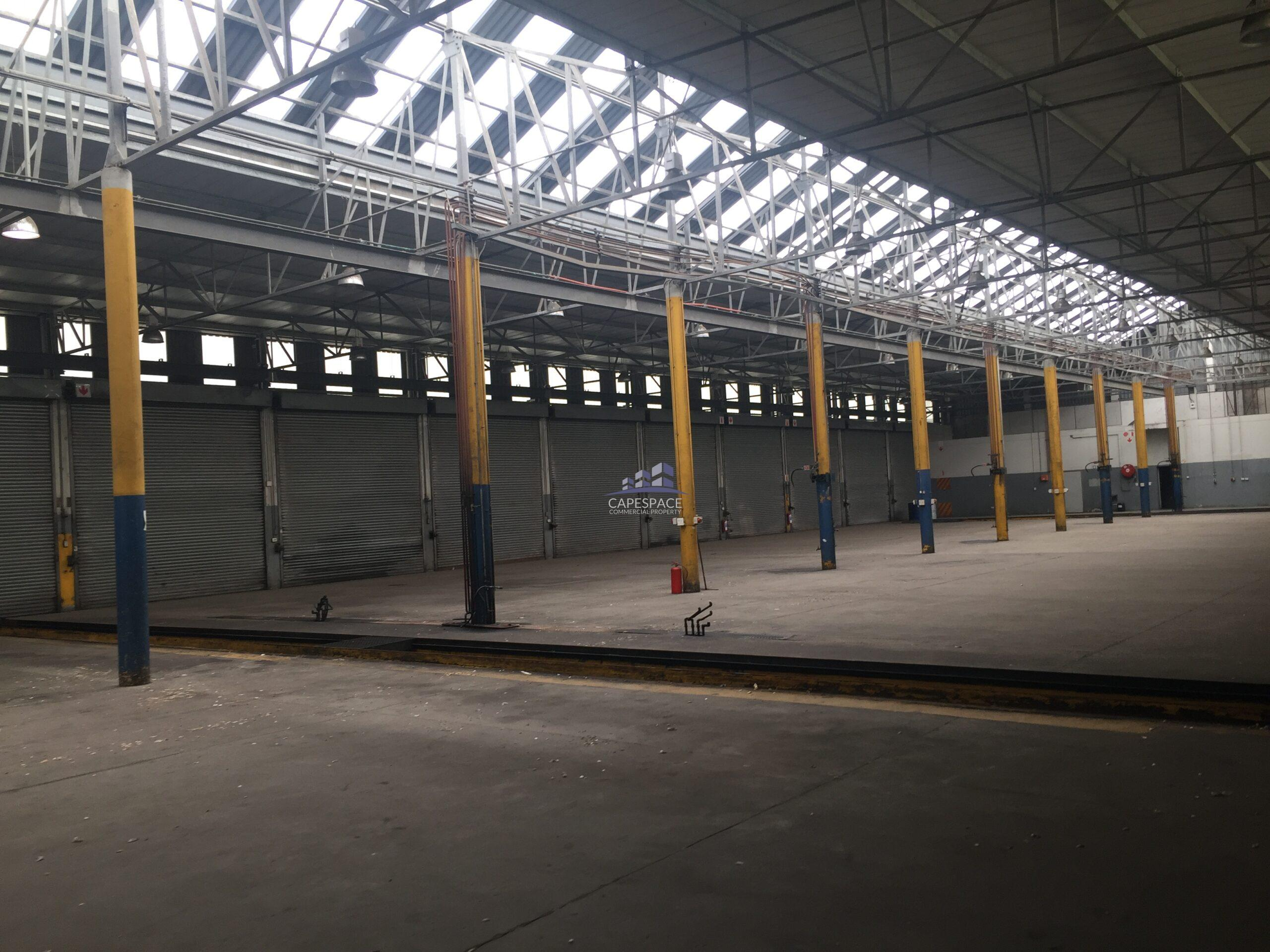 5,134 m² Industrial Property to Rent Montague Gardens