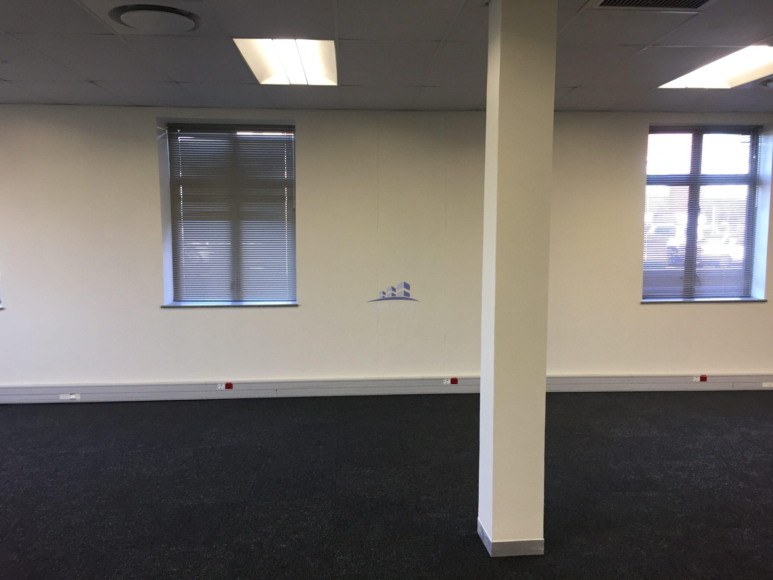 235 m² Office Space to Rent Century City Ibis House