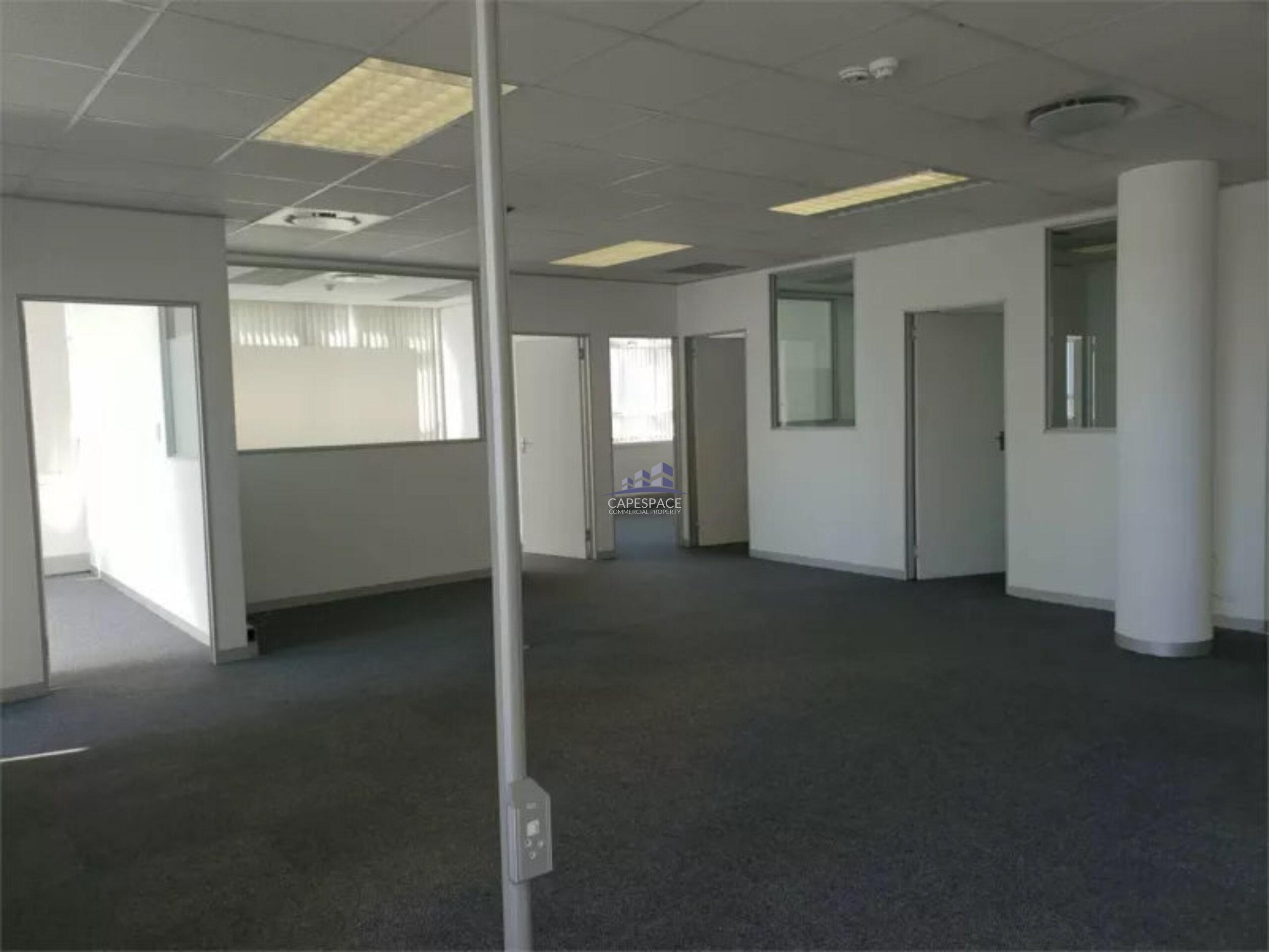 323 m² Office Space to Rent Claremont Grove Exchange