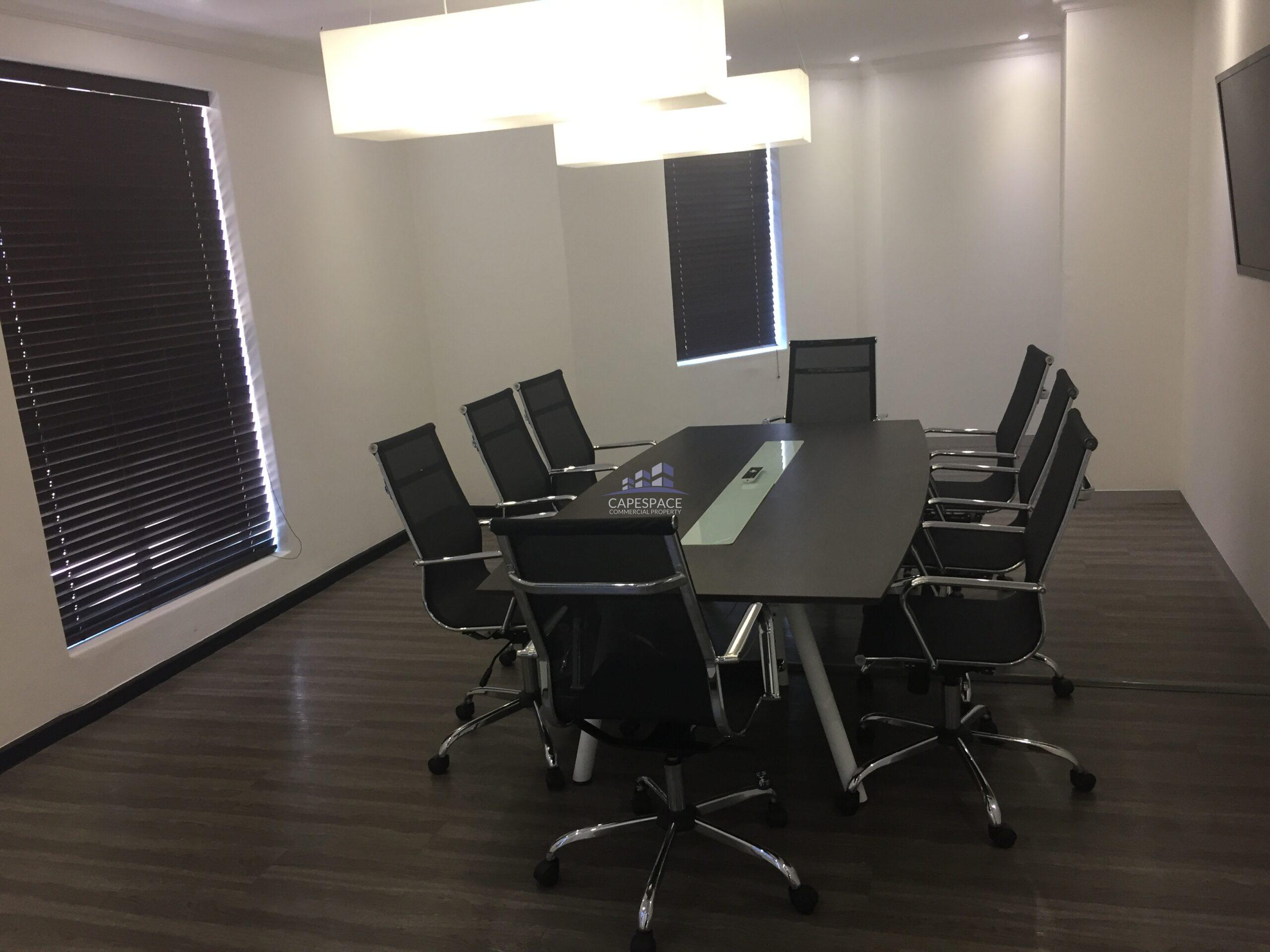 317 m² Office Space to Rent Century City I Nordic Light Park