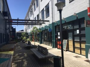 71 m² Retail Space to Rent Woodstock Masons Press