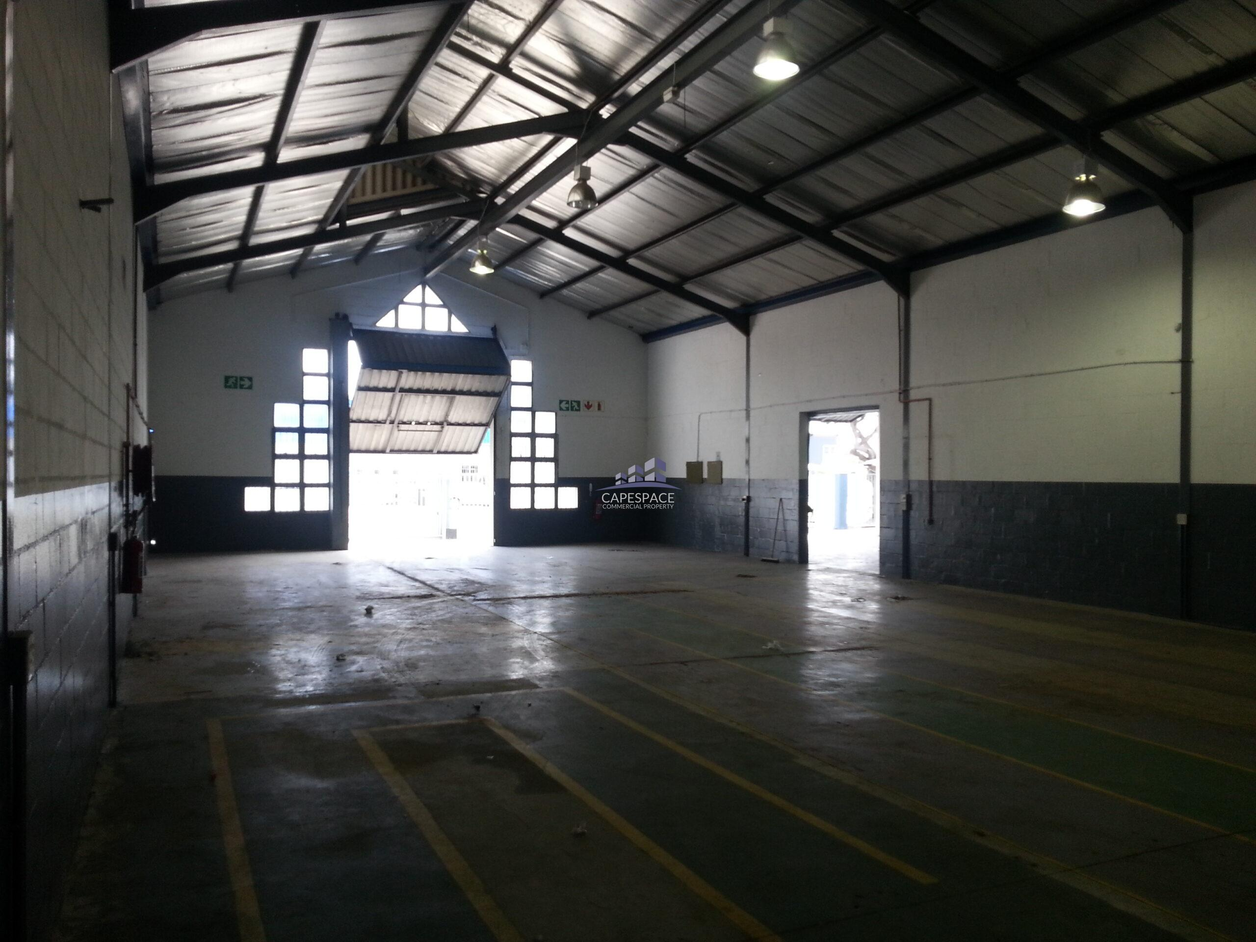 979 m² Industrial Property to Rent Montague Gardens 5 4th Street