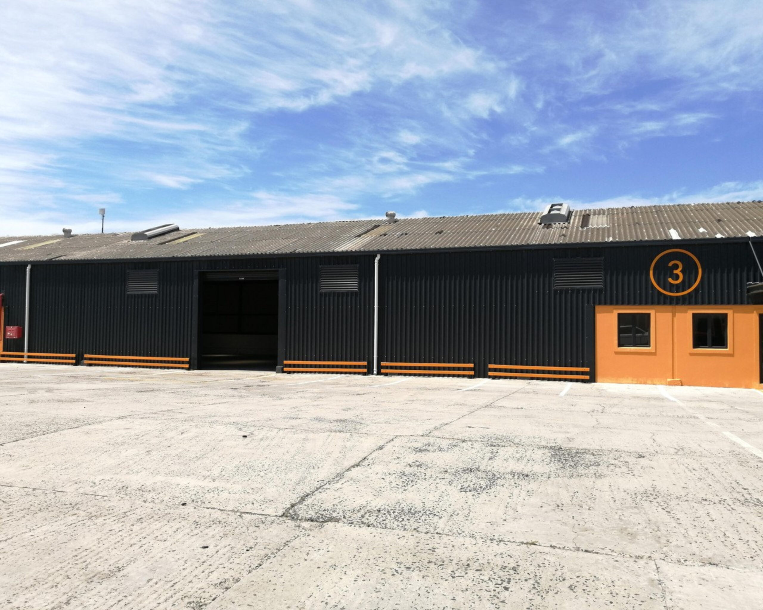 450 m² Warehouse to Rent 12 Nourse Avenue I Epping Industria