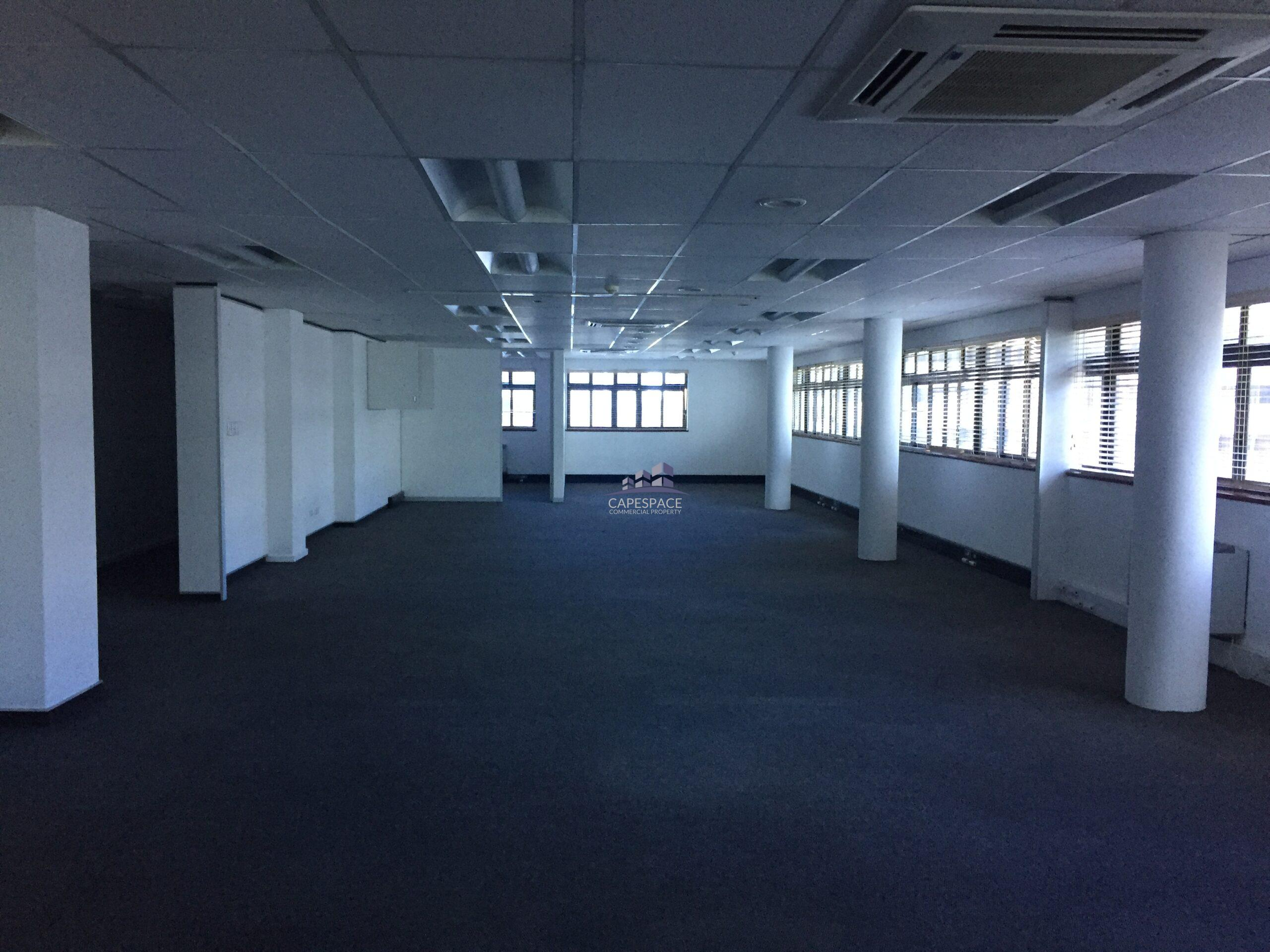 353 m² Office Space to Rent Cape Town CBD I 30 Waterkant St