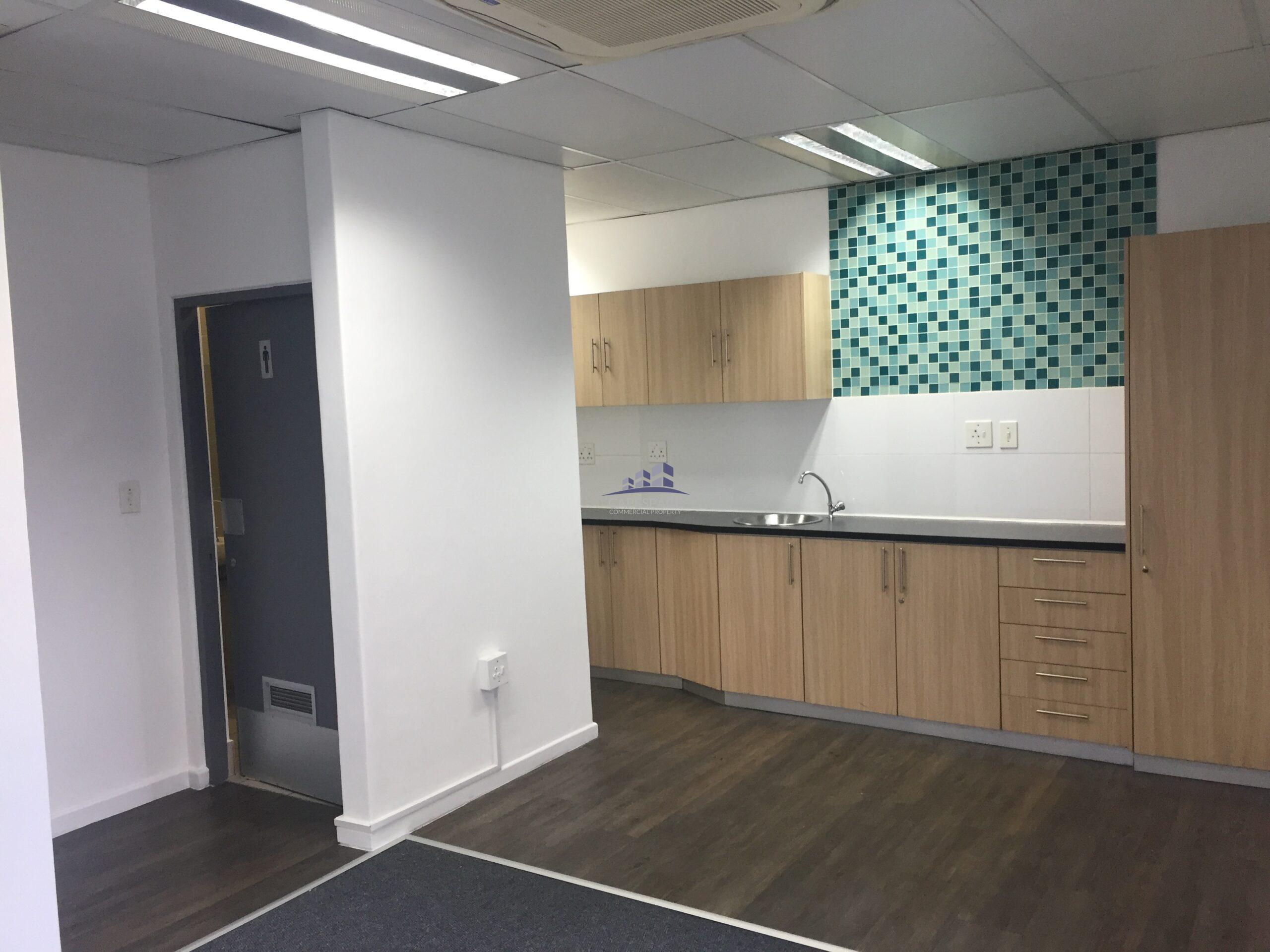 505 m² Office Space to Rent Cape Town CBD 33 Bree Street