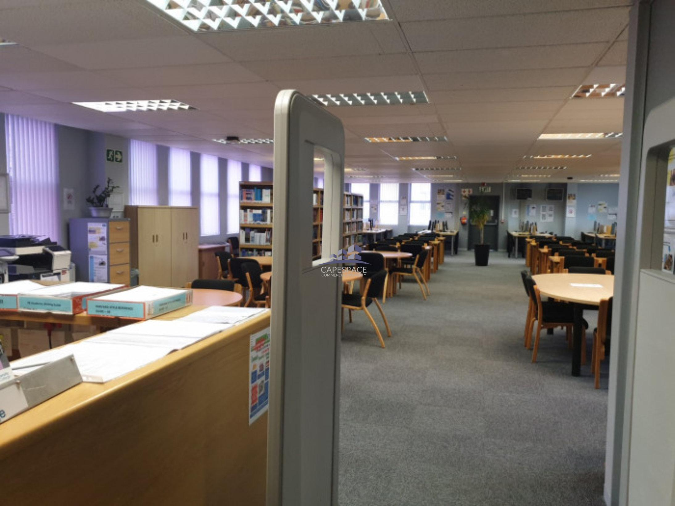 2,195 m² Office Space to Rent Belmont Office Park Rondebosch