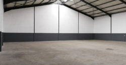 572 m² Warehouse to Rent Esvian Park Epping Industria