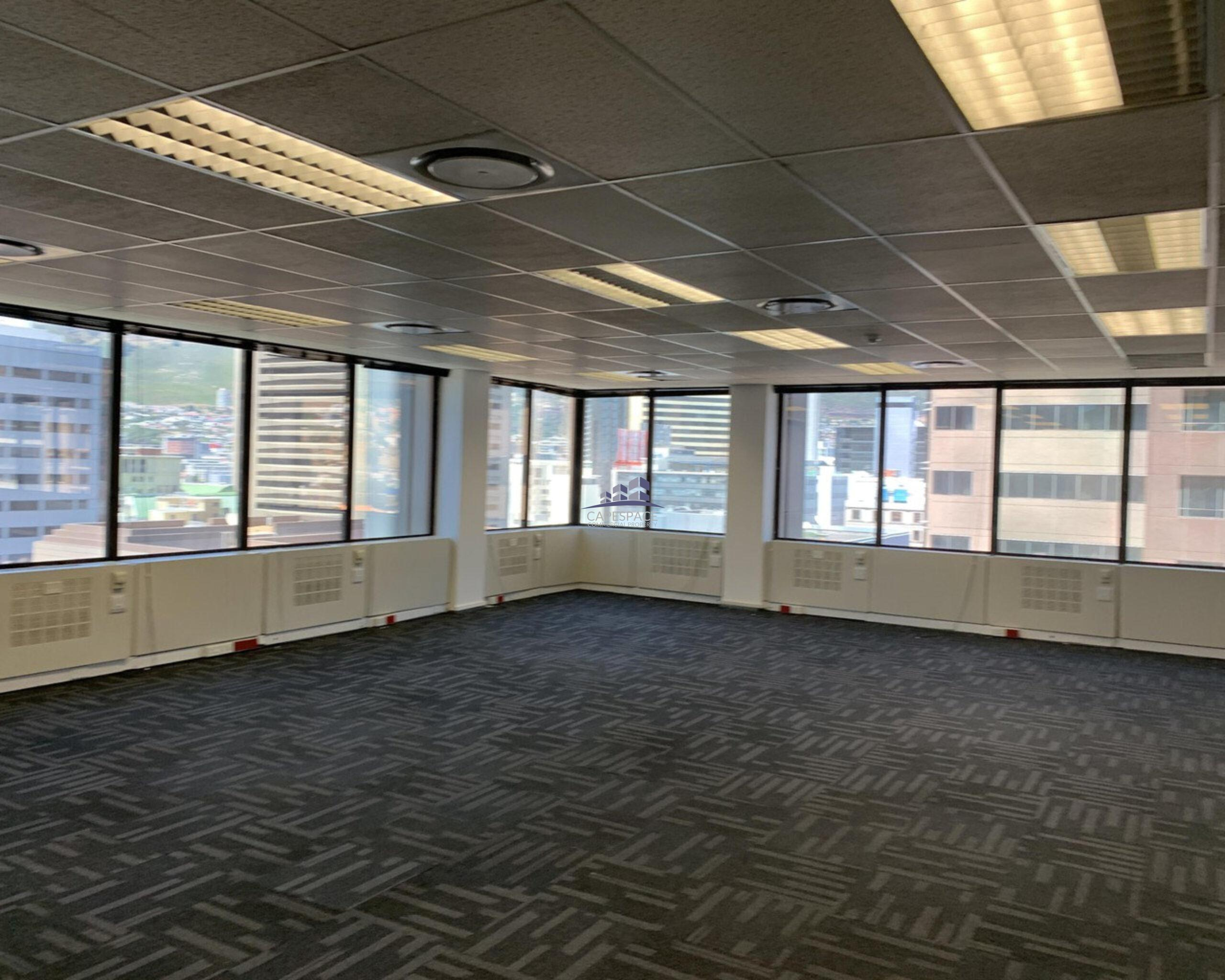 498 m² Office Space to Rent Cape Town CBD I 2 Long Street