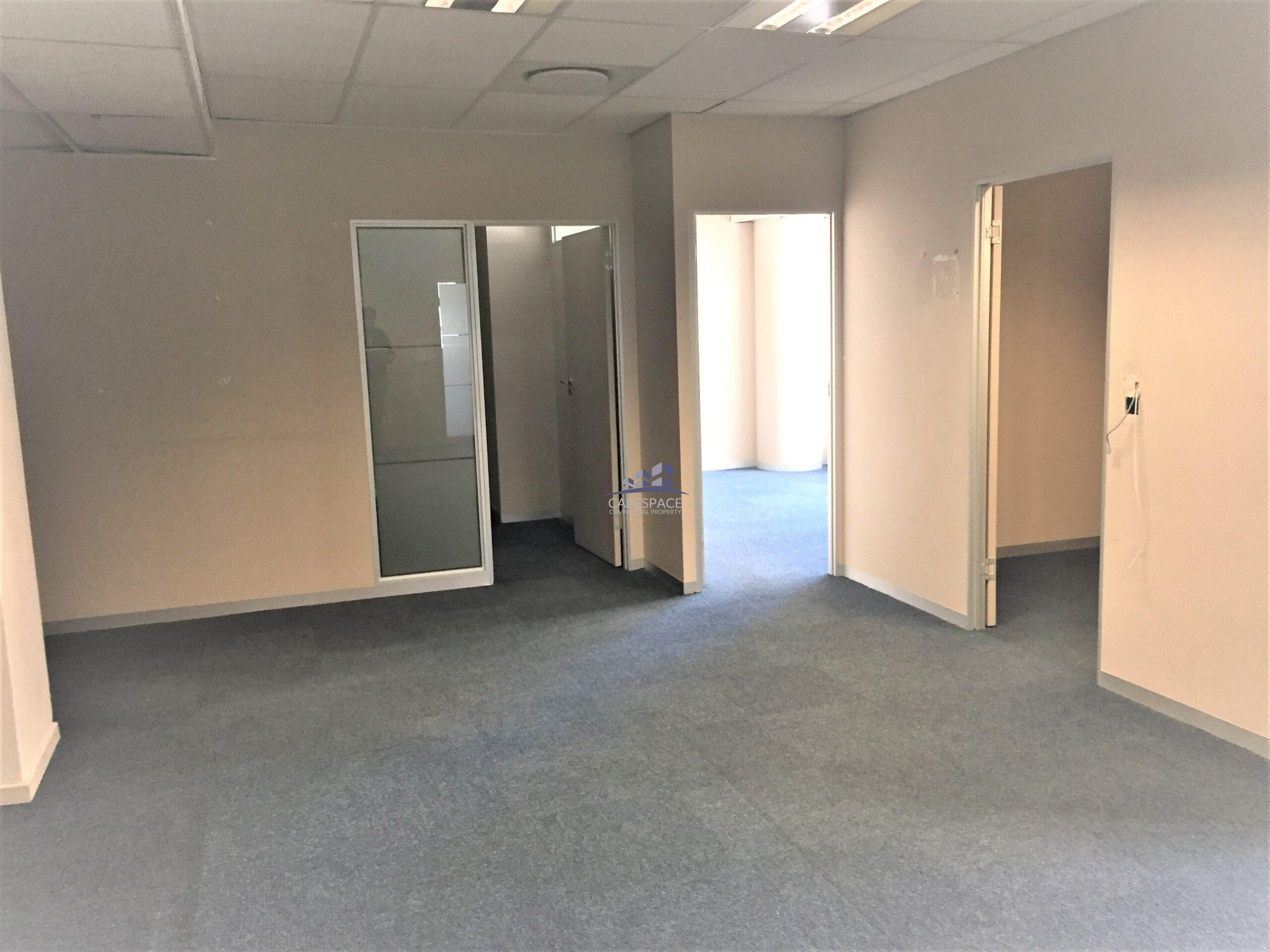 341 m² Office Space to Rent Cape Town CBD I 30 Waterkant Street
