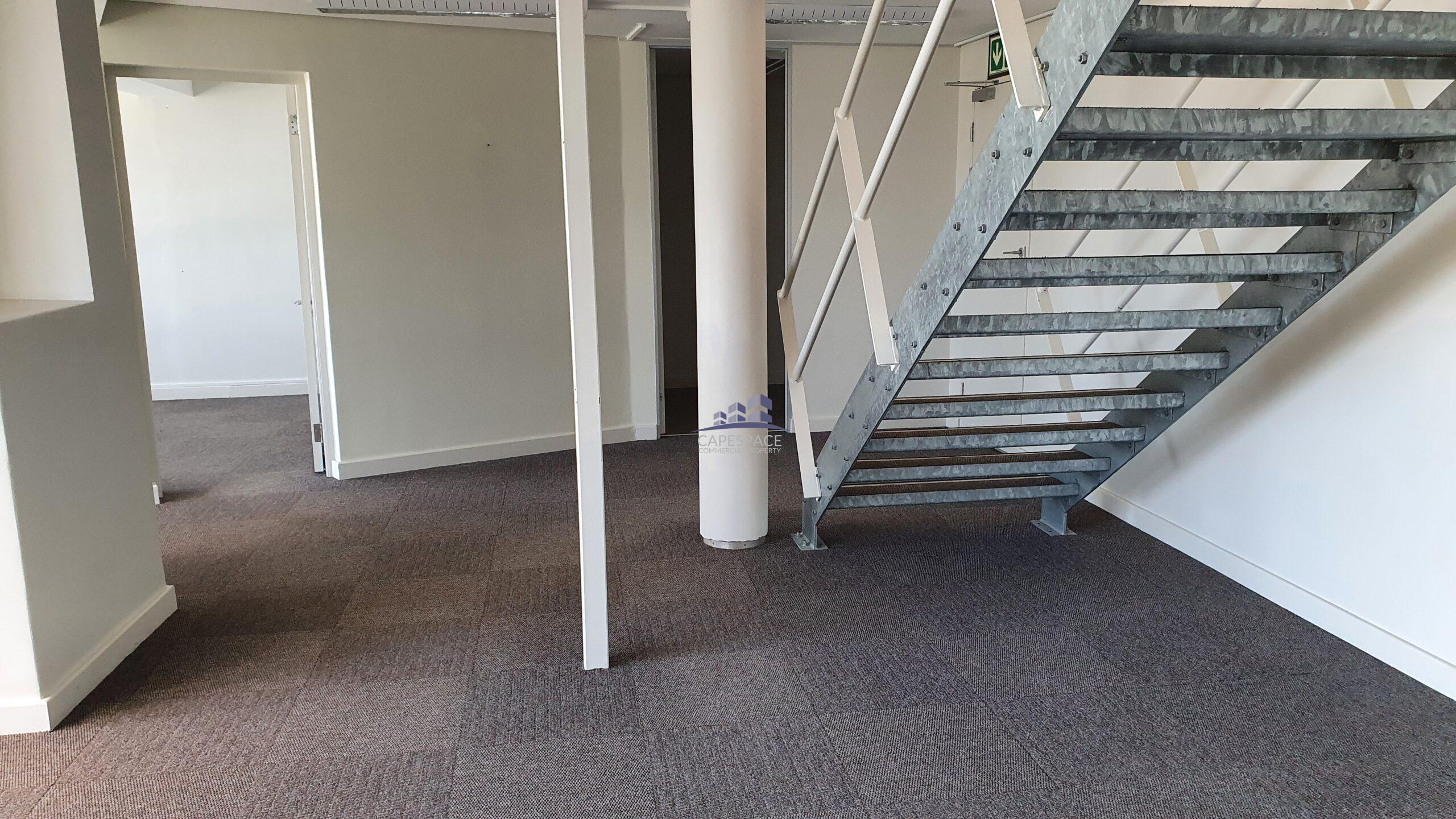 300 m² Office Space to Rent Green Point I Sovereign Quay